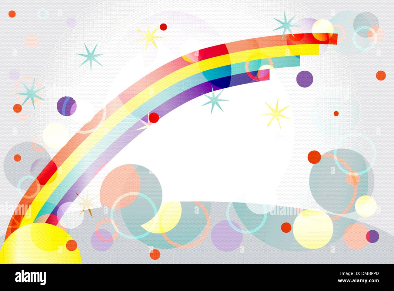 Multi-colored abstract background - Stock Image