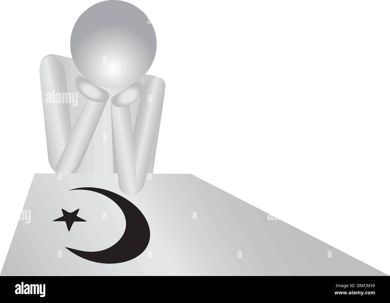 Symbol Of Islam Stock Photos Symbol Of Islam Stock Images Alamy