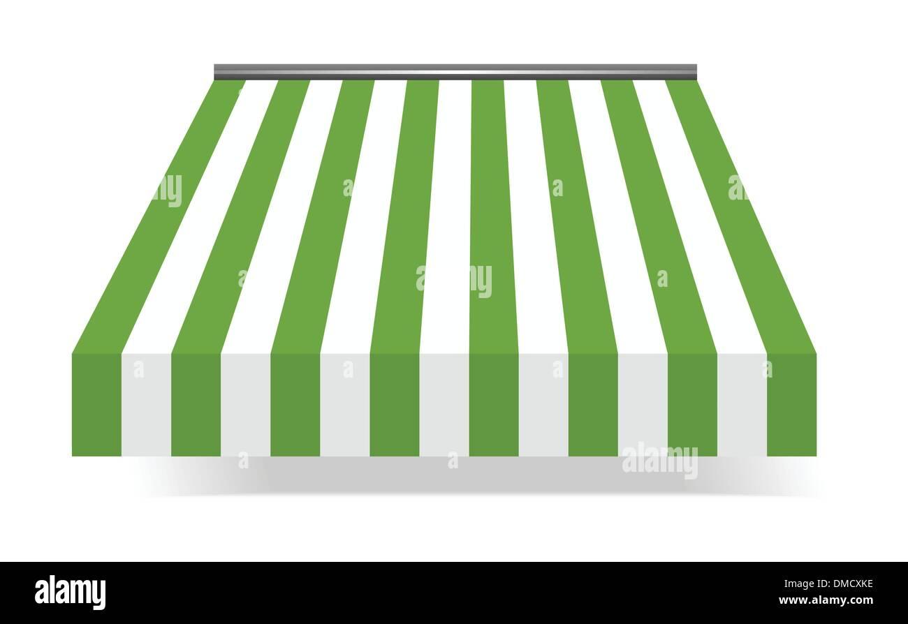 Green Awning Stock Photos & Green Awning Stock Images - Alamy