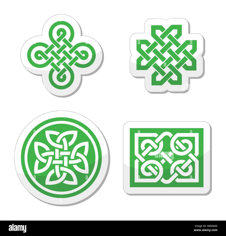 Celtic Irish Symbol Spiral Artwork Stock Photos & Celtic Irish ...