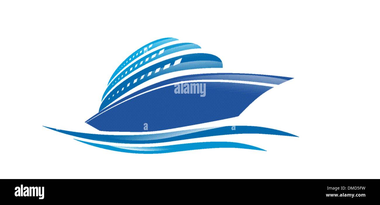 Cruise Ship - Stock Image