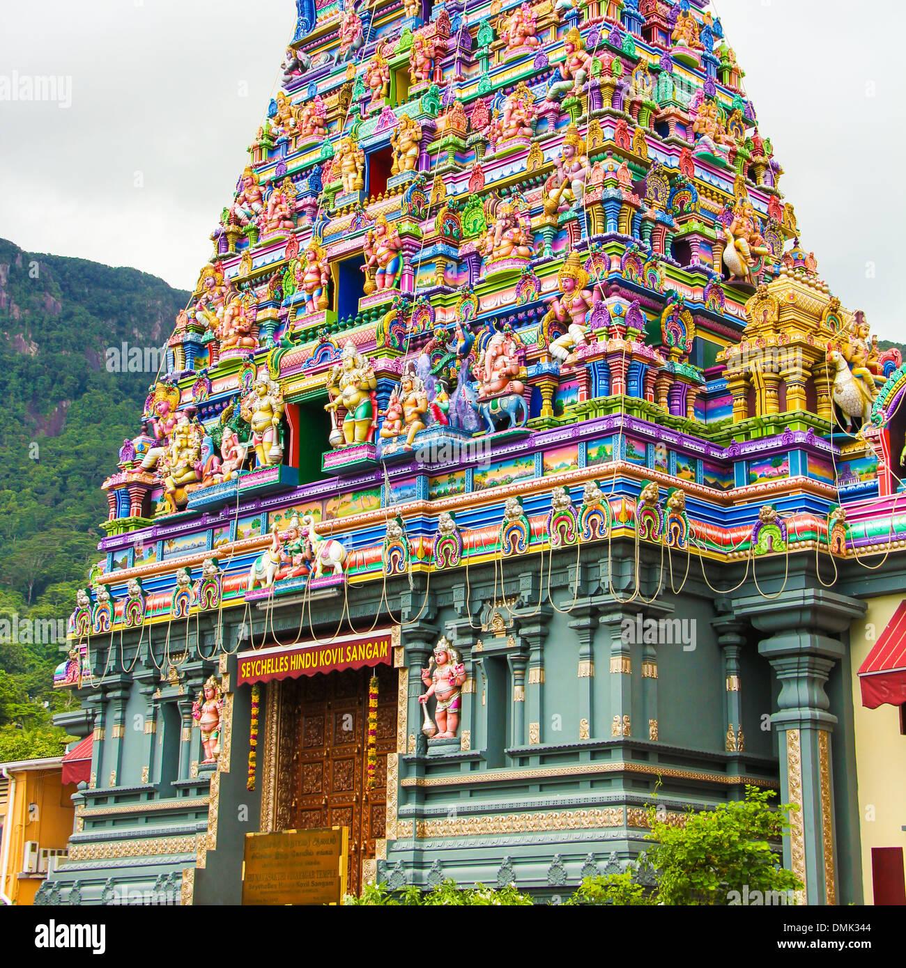 Church In Seychelles Stock Photos & Church In Seychelles