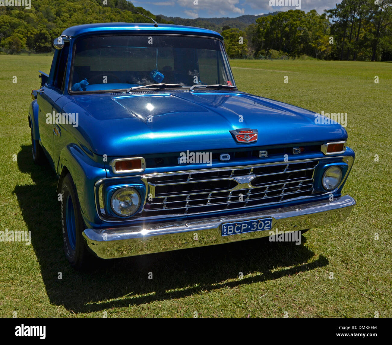 Classic American Ford Pick Up Truck Stock Photo 64352700 Alamy