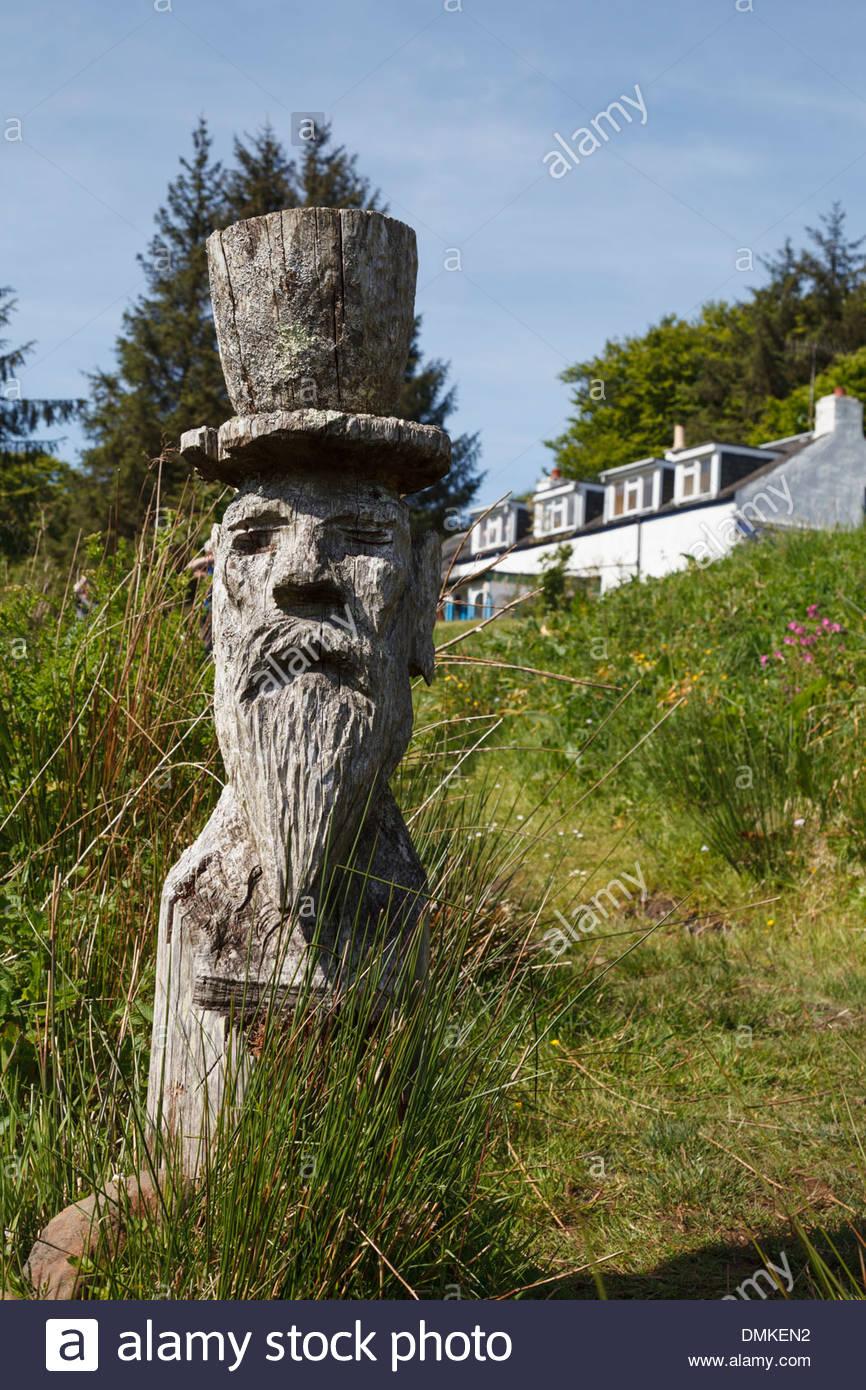 Wood Sculpture Sculptures Stock Photos Amp Wood Sculpture