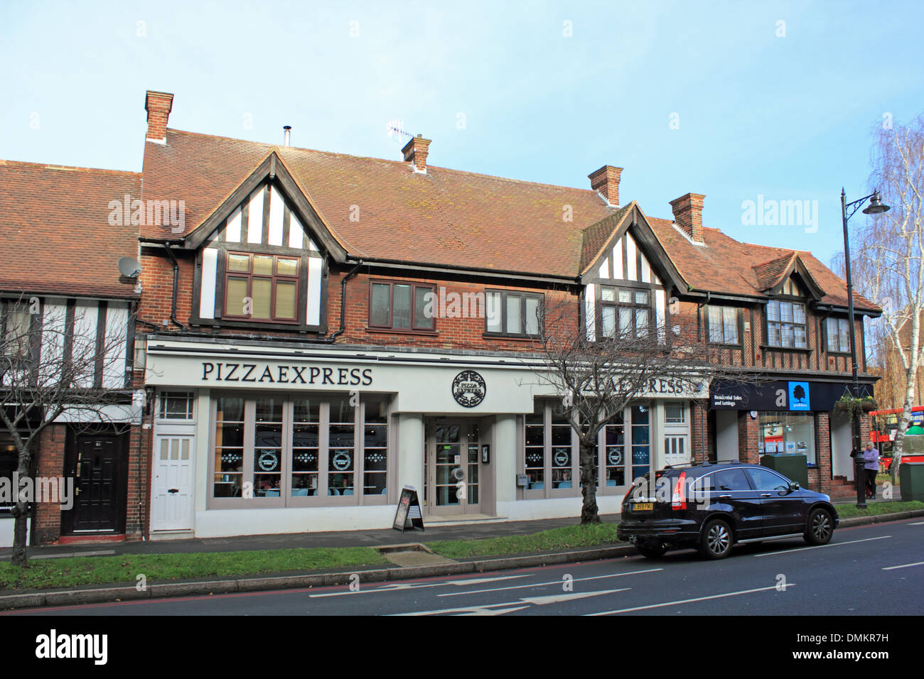 Pizza Express Cheam In London Borough Of Sutton England