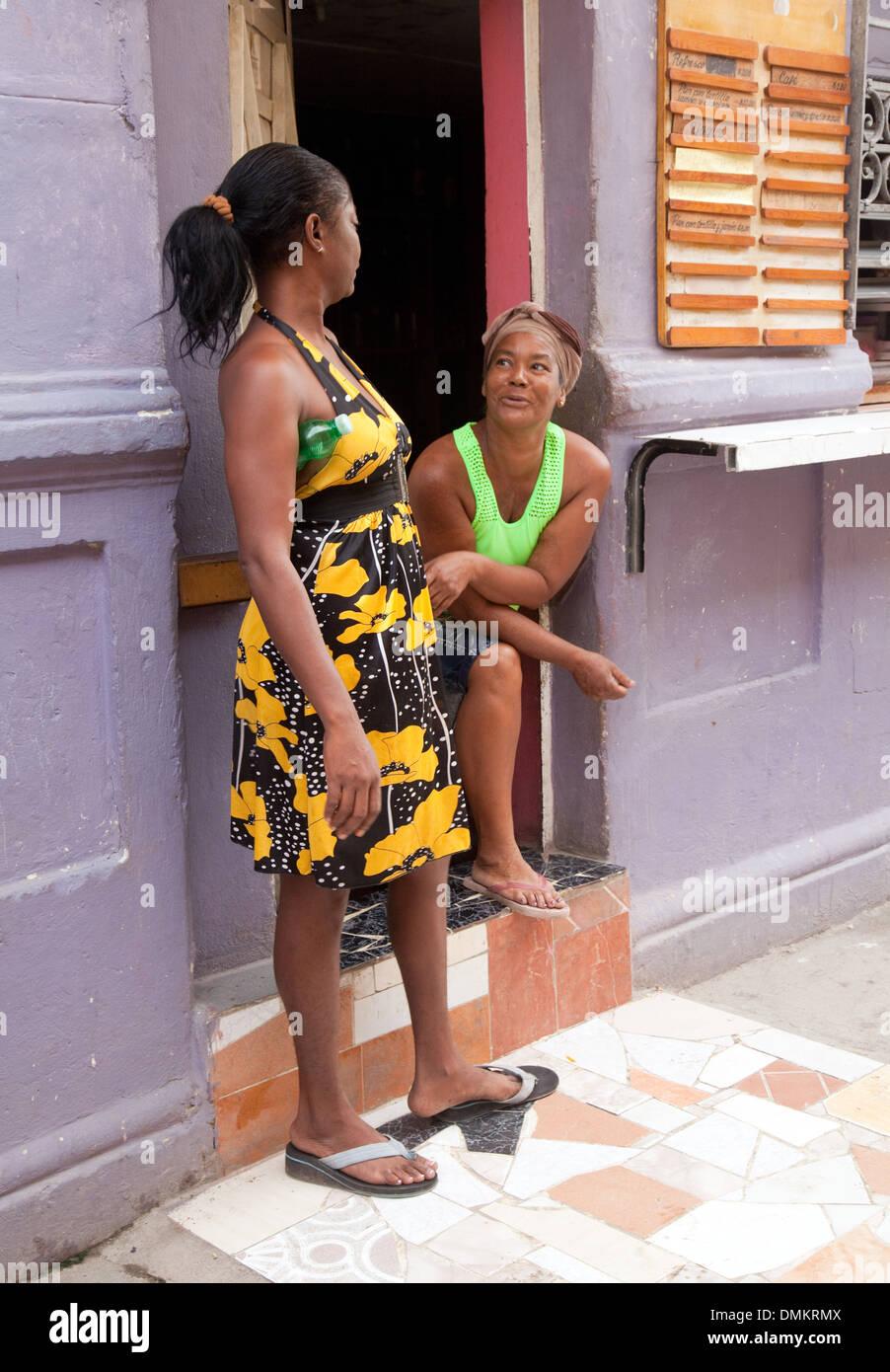 Mature cuban women