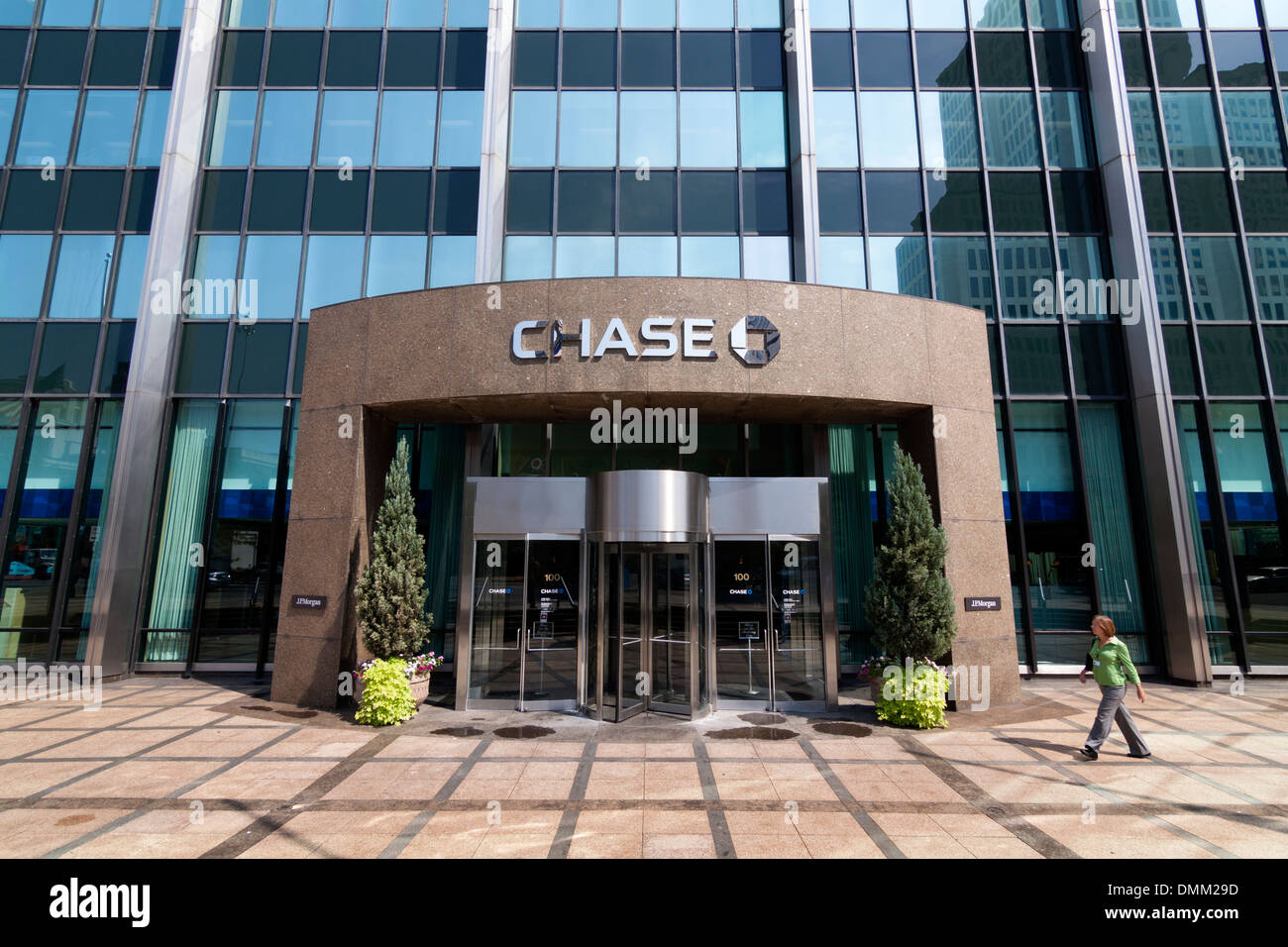 Chase bank in Columbus, Ohio, USA Stock Photo: 64365097 - Alamy