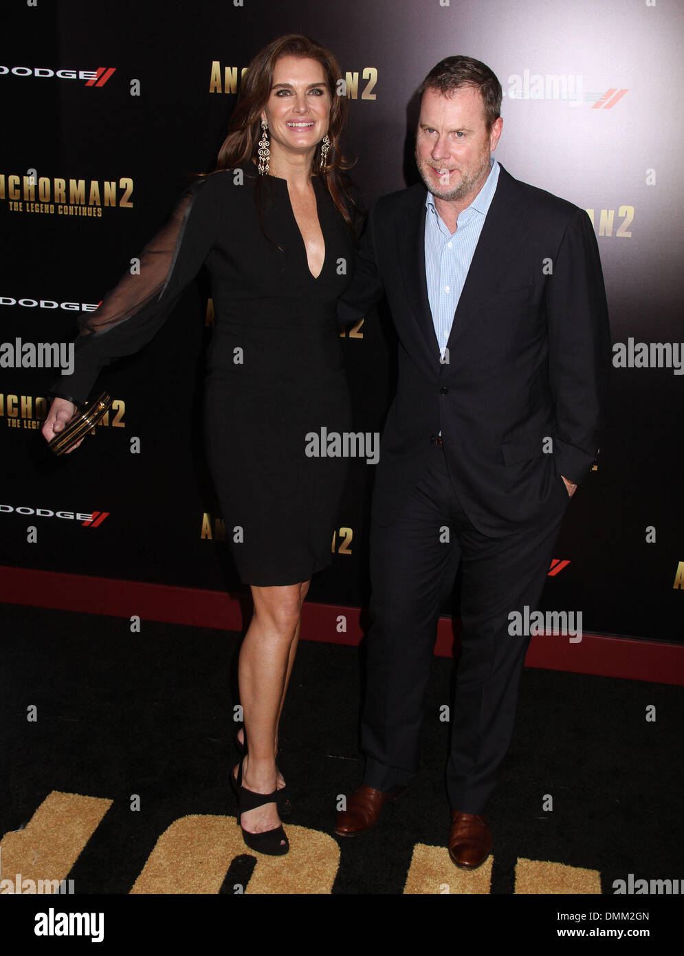 1db4df6a92d6 Chris Henchy And Brooke Shields Stock Photos   Chris Henchy And ...