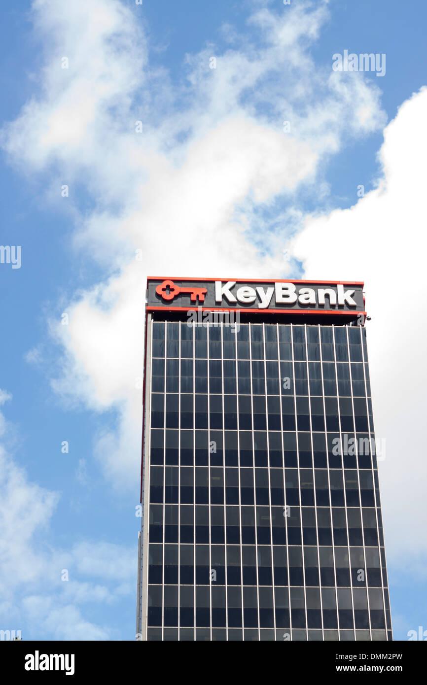 Key bank building stock photos key bank building stock images alamy the keybank building in columbus ohio usa stock image malvernweather Image collections