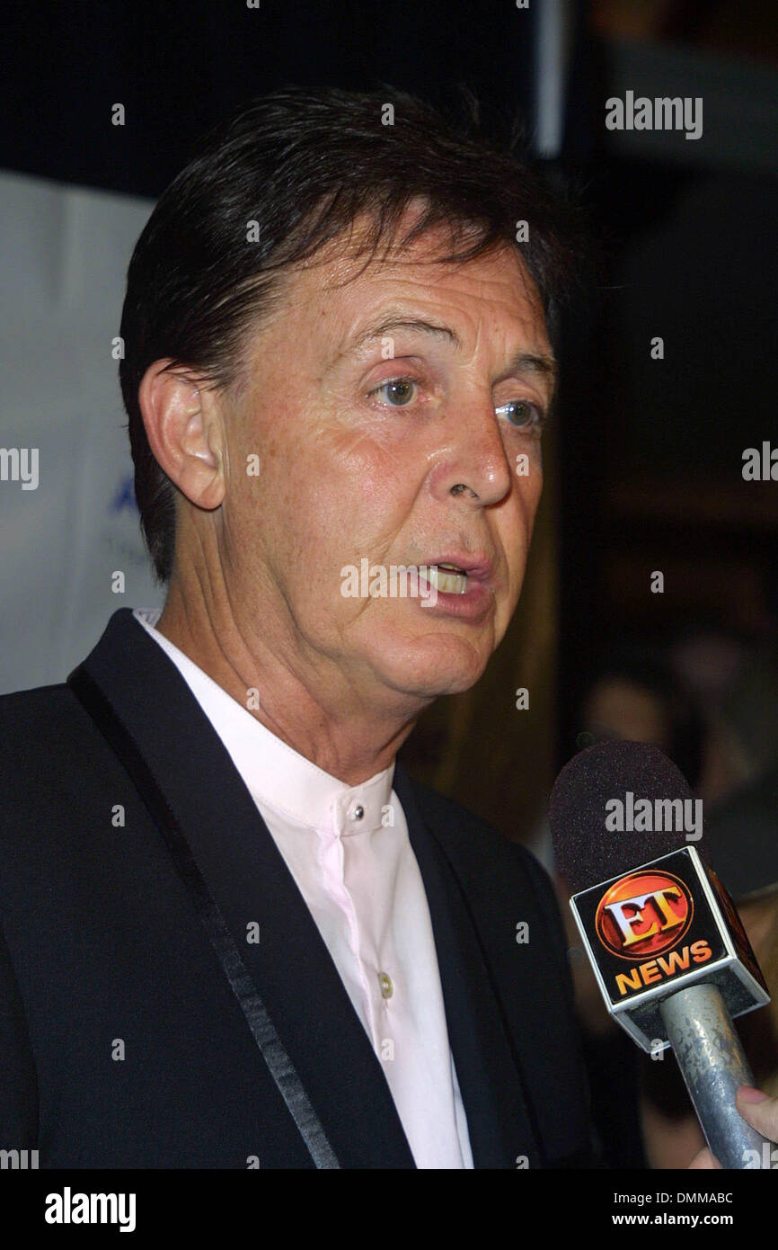 Paul Mccartney Stock Photos Images
