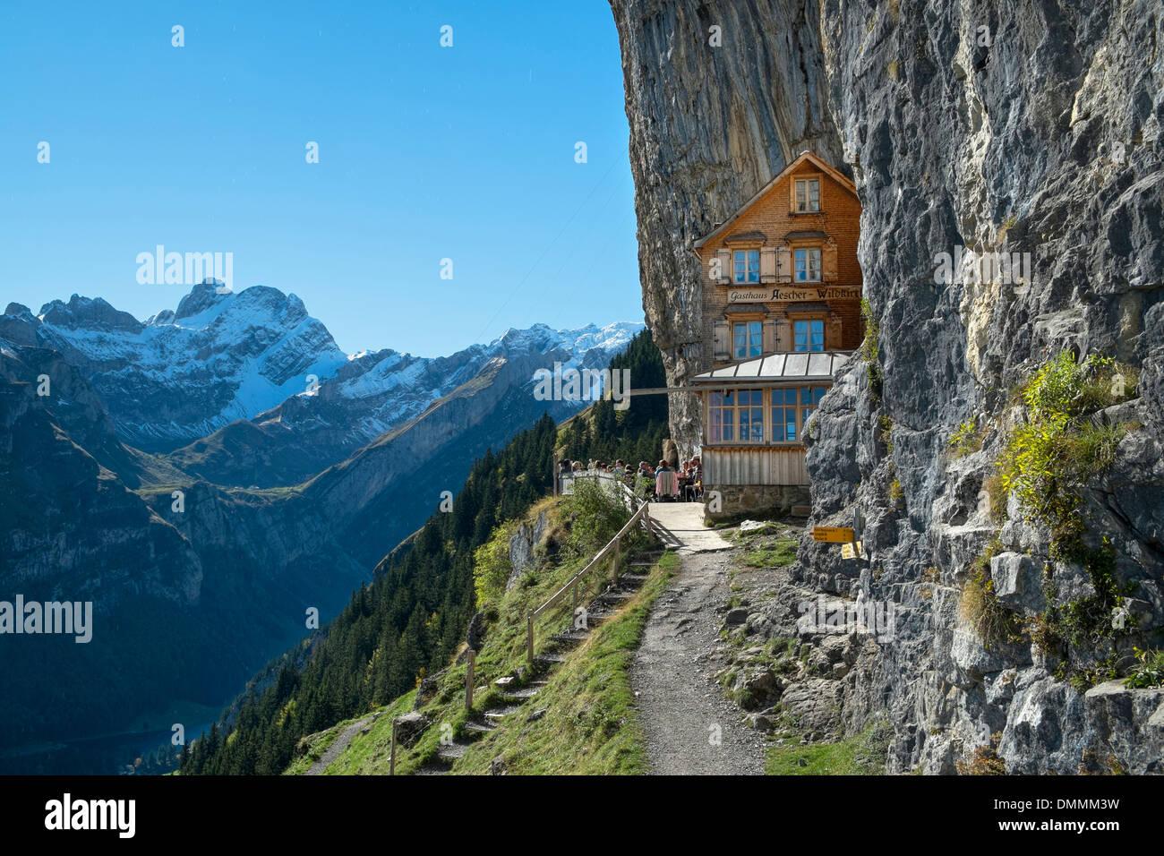 Thb Restaurant Hotel Stossplatz In Appenzell