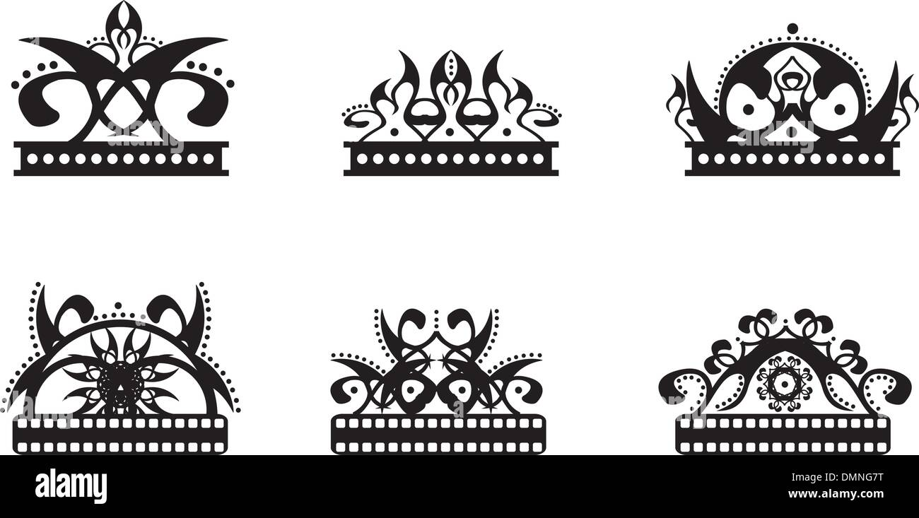 crown - Stock Image