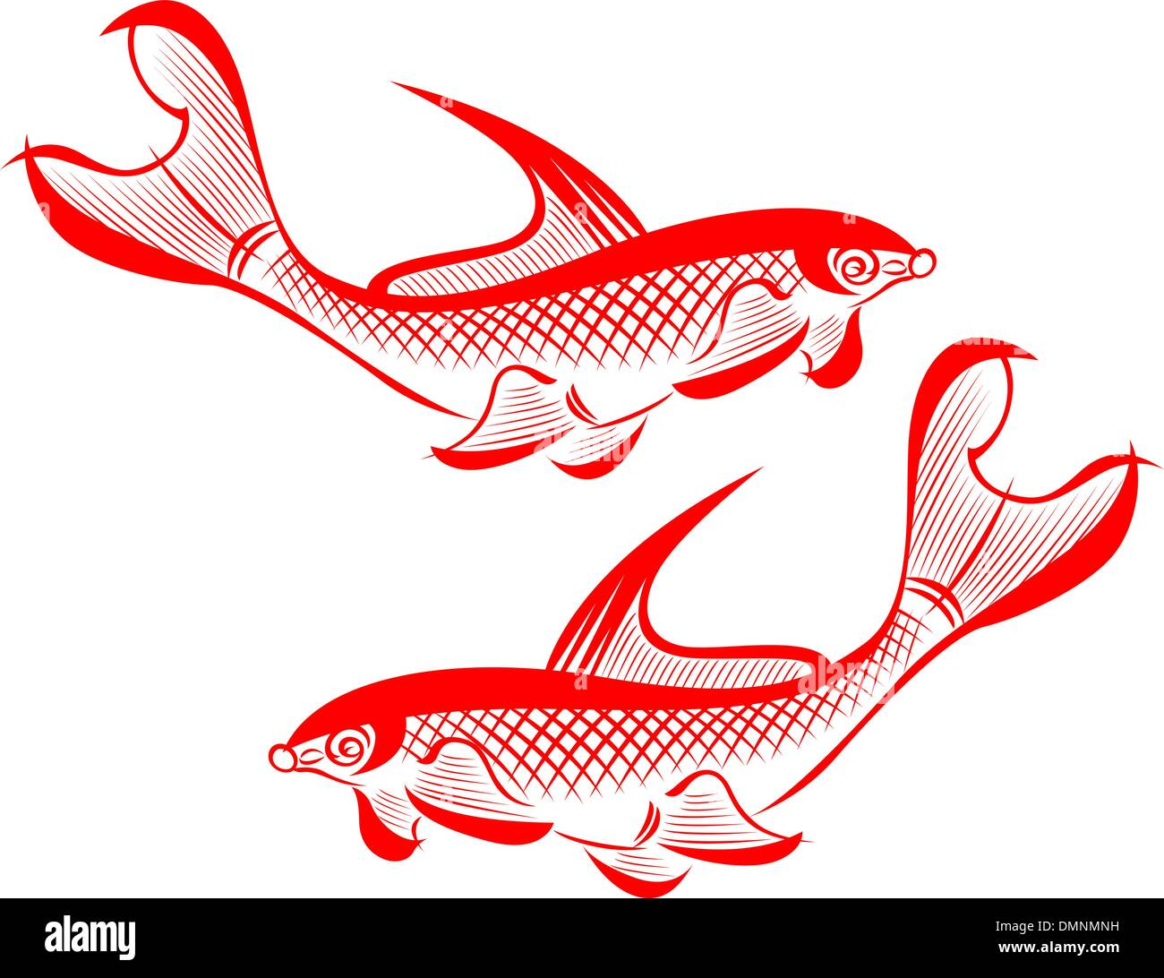 Fish Illustration Stock Photos & Fish Illustration Stock Images - Alamy