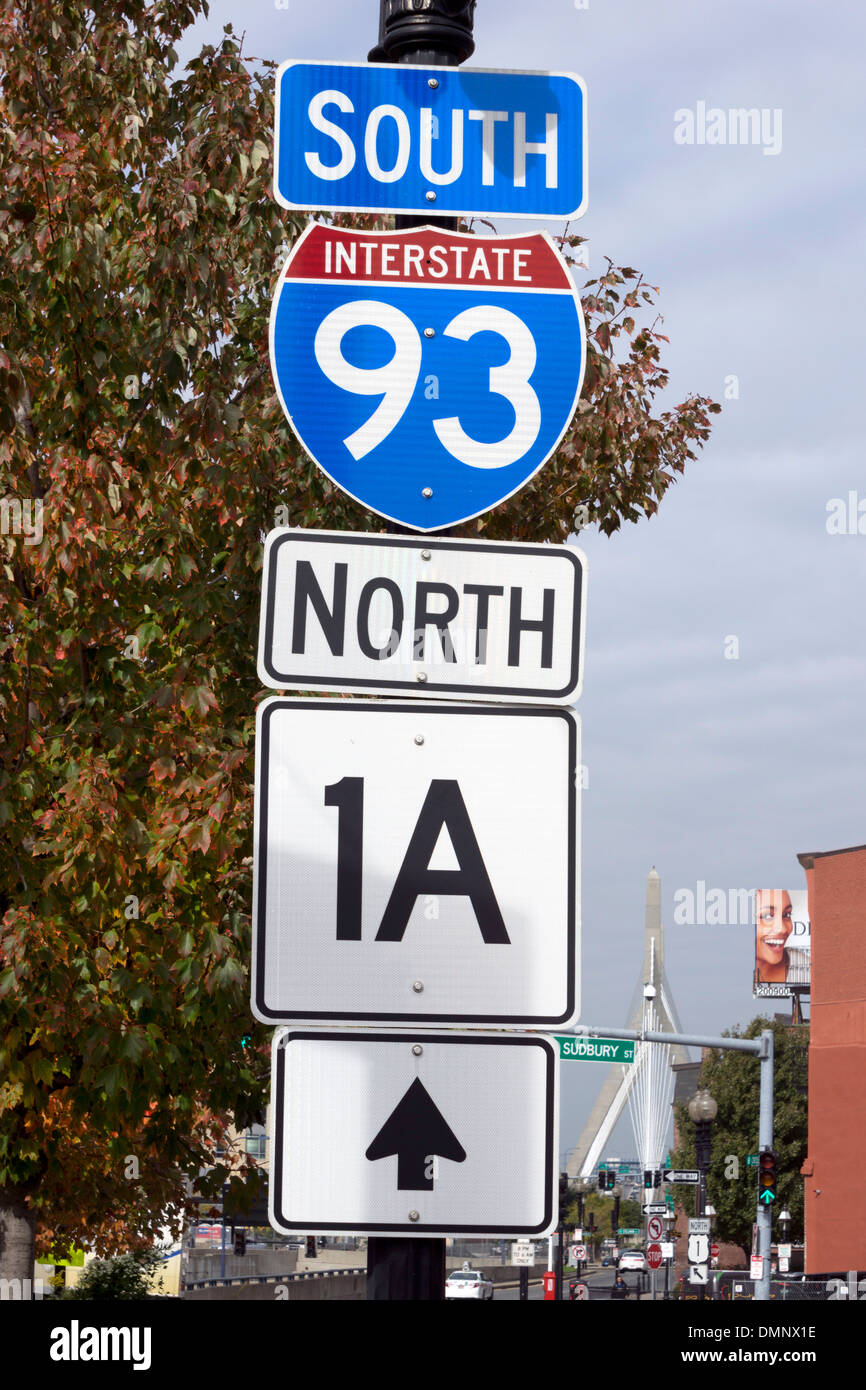Interstate 93 Stock Photos & Interstate 93 Stock Images - Alamy