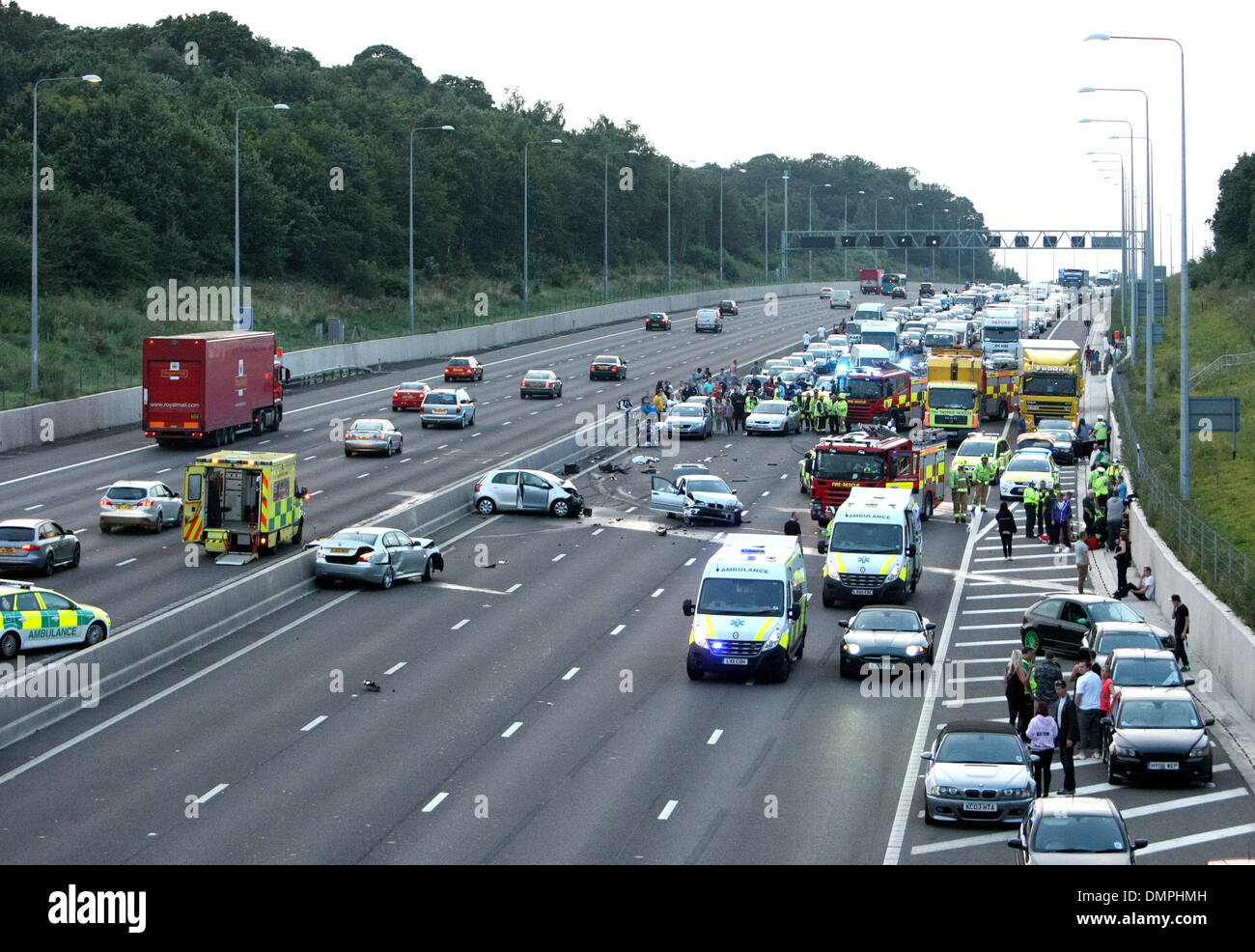 M25 Accident Stock Photos & M25 Accident Stock Images - Alamy