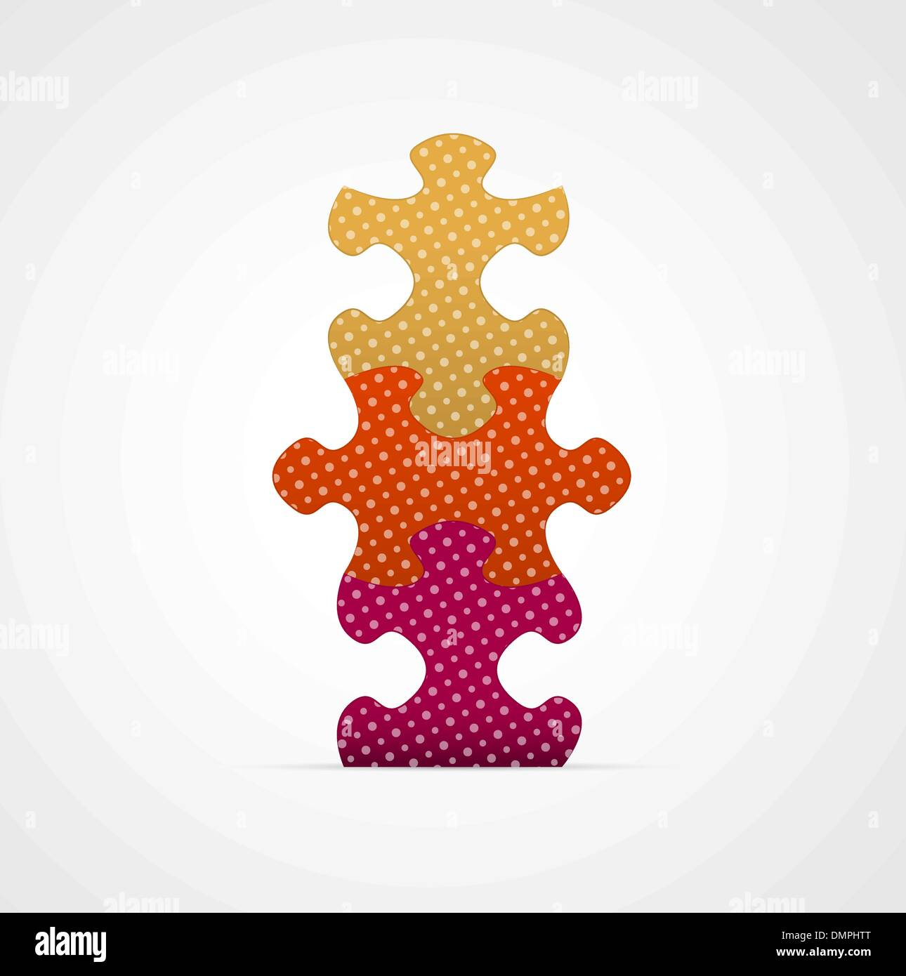 puzzle Stock Vector