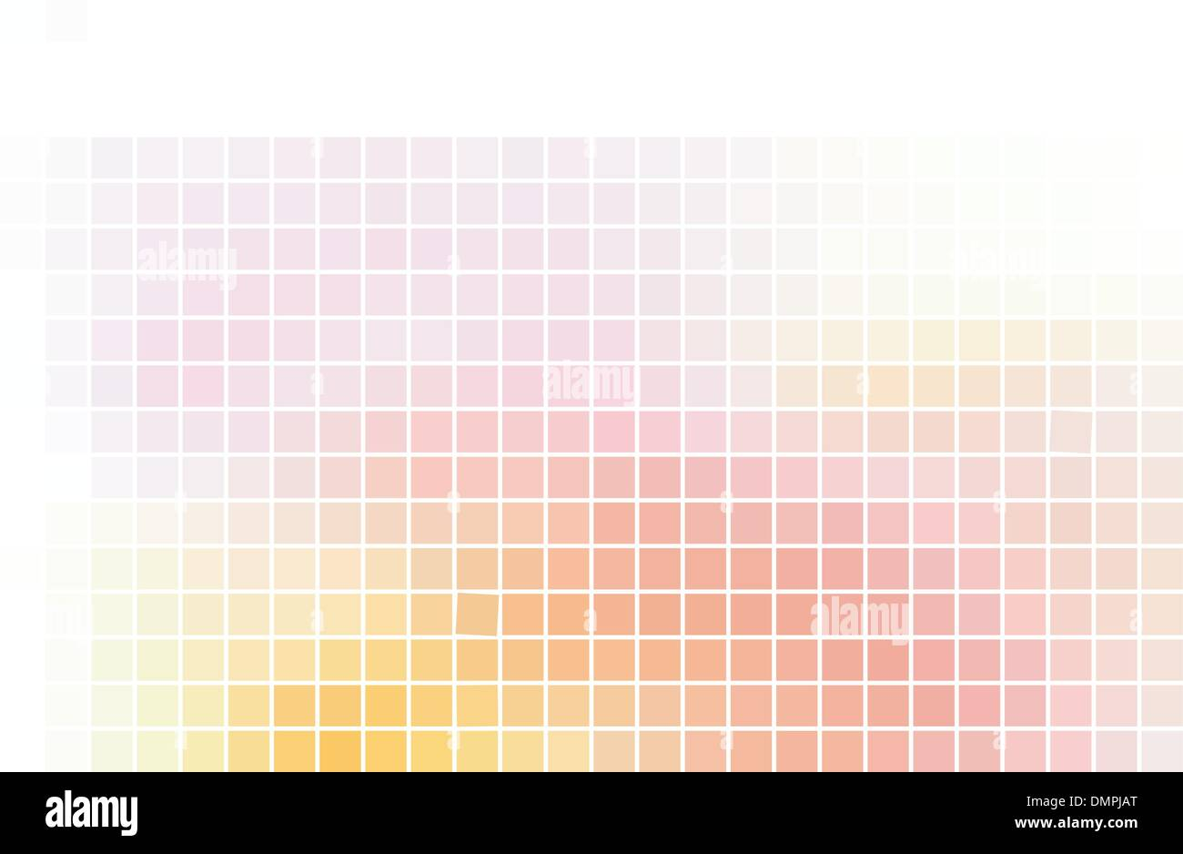 Abstract square mosaic background Stock Vector
