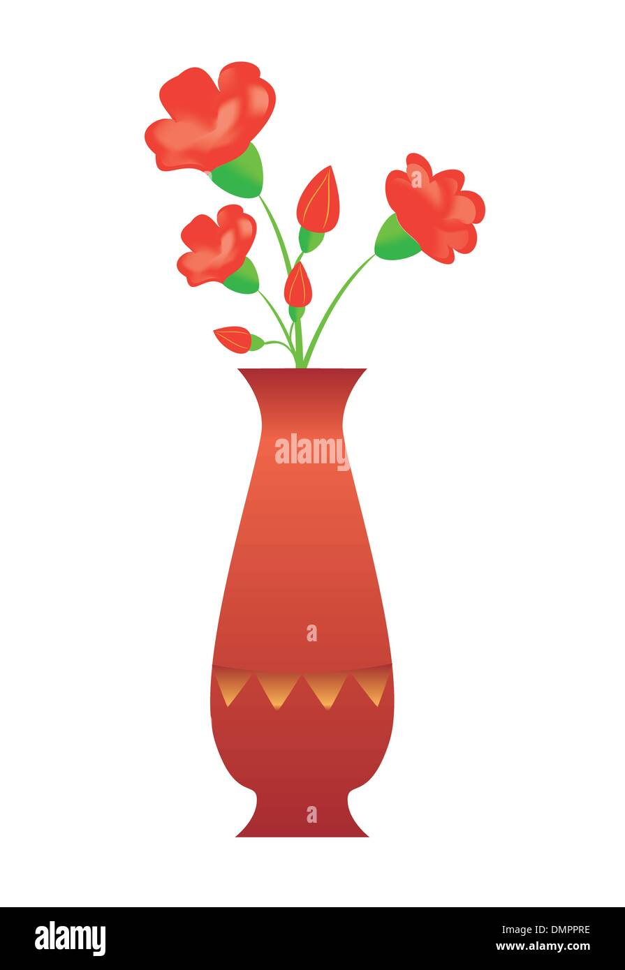 Vase Vector Vectors Stock Photos & Vase Vector Vectors Stock Images ...