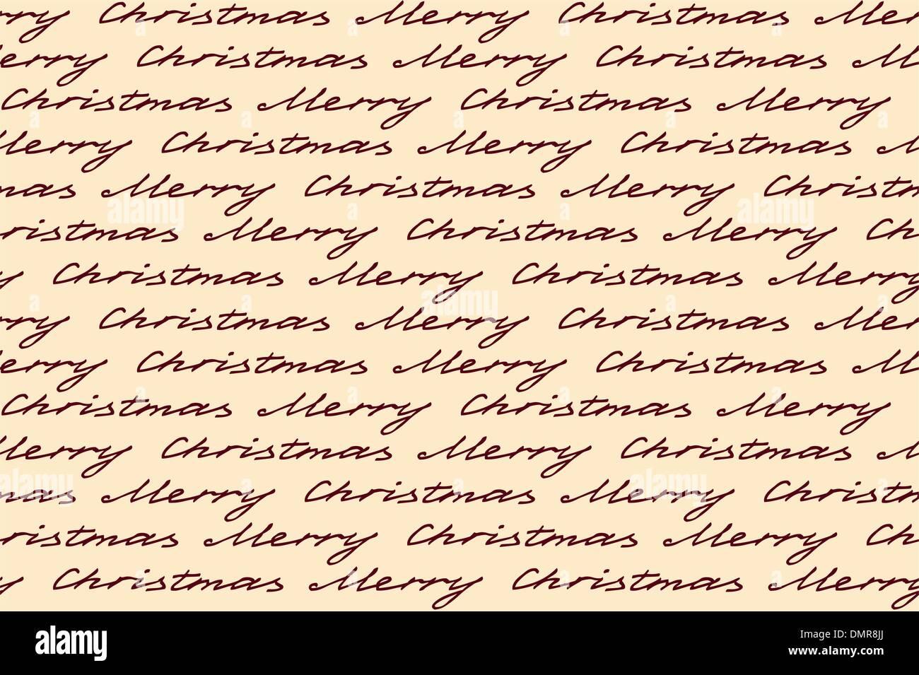 merry christmas words stock image