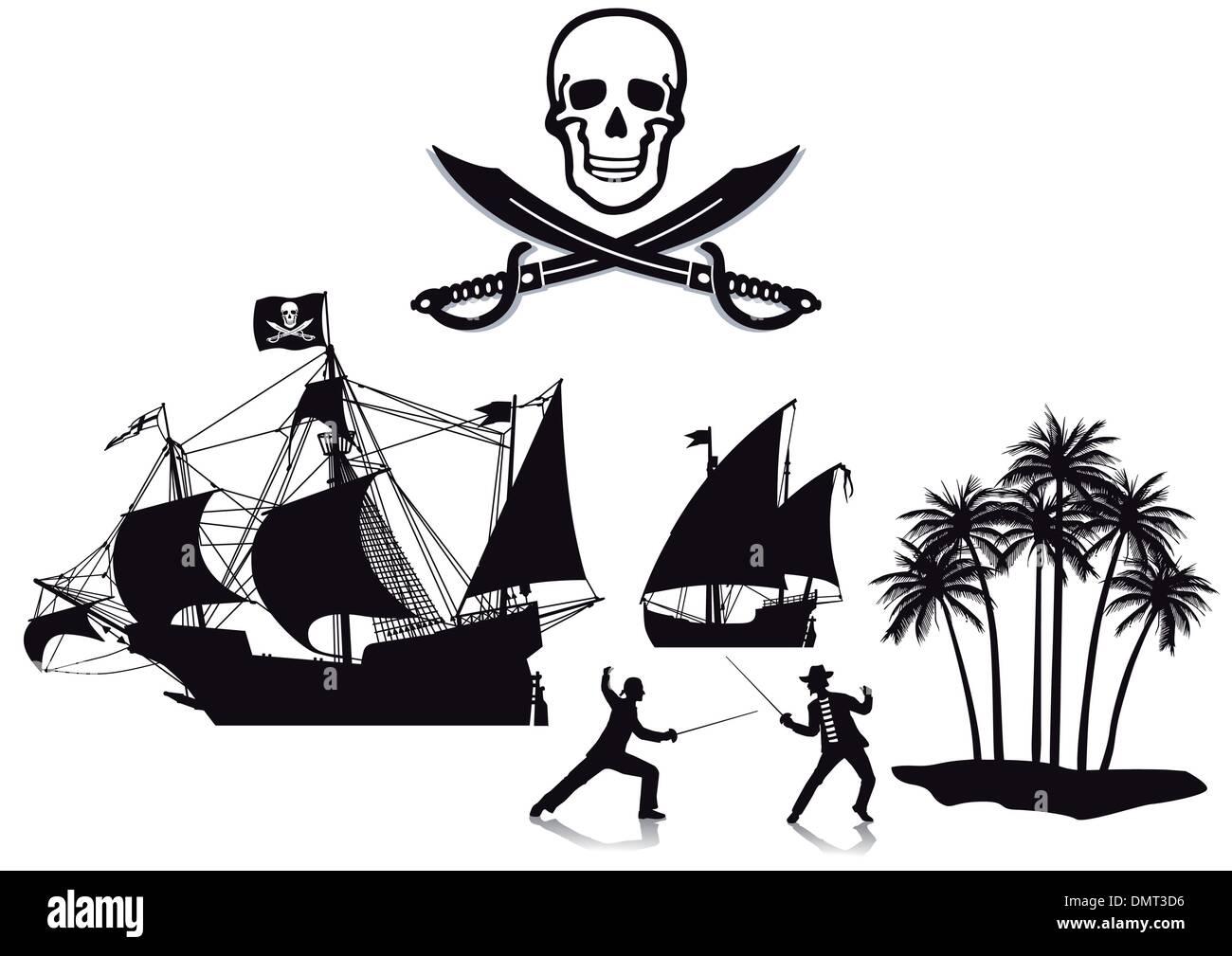 Pirates Symbol Stock Photos Pirates Symbol Stock Images Alamy