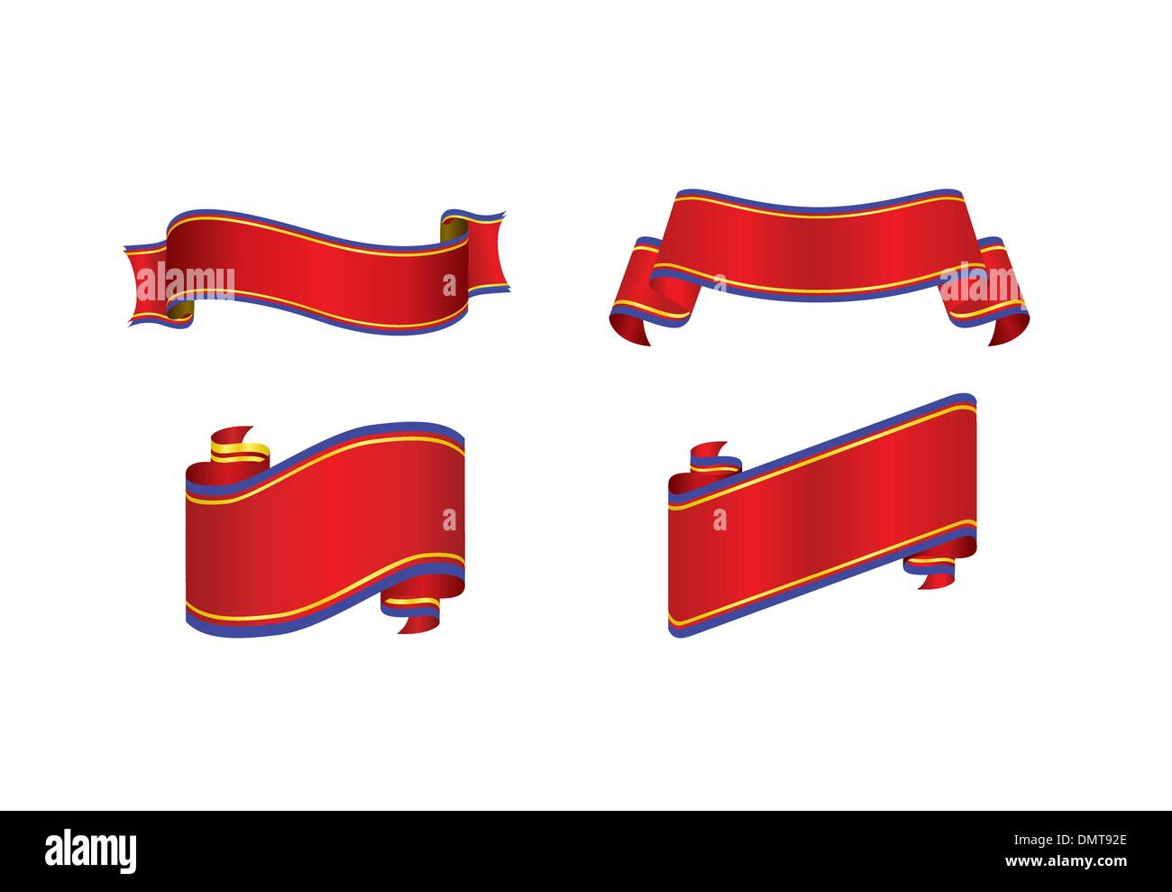 vector banners (click image to zoom) - Stock Image