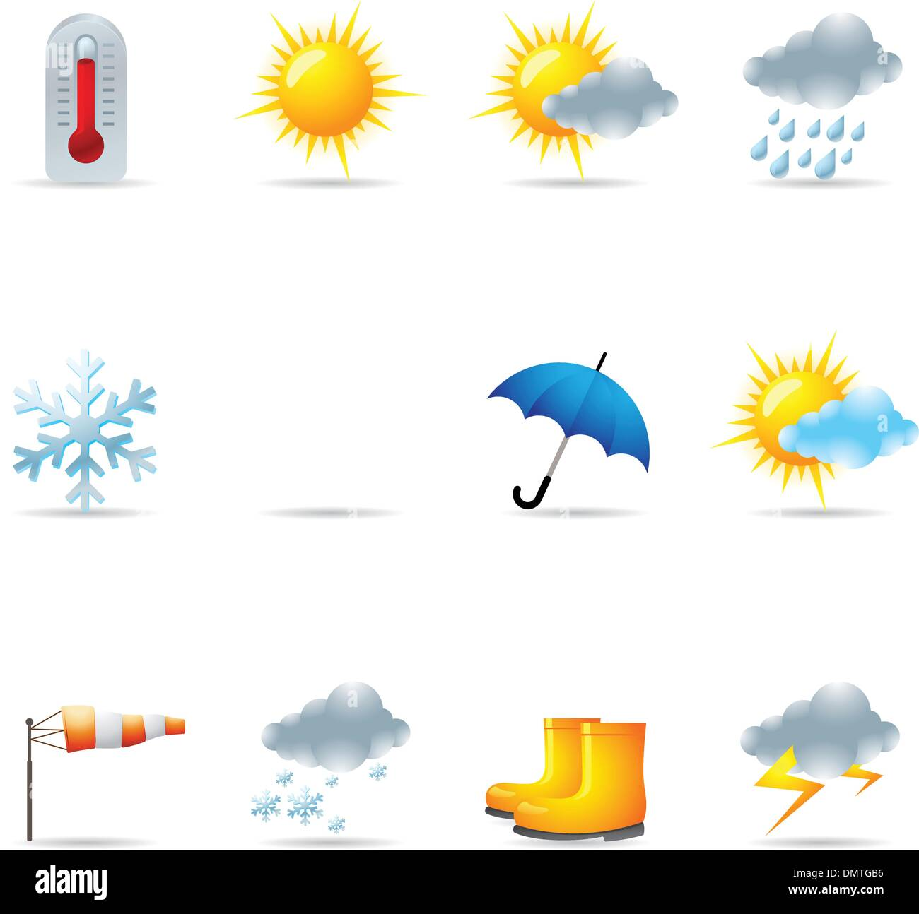 Weather Forecast Symbol Stock Photos Weather Forecast Symbol Stock