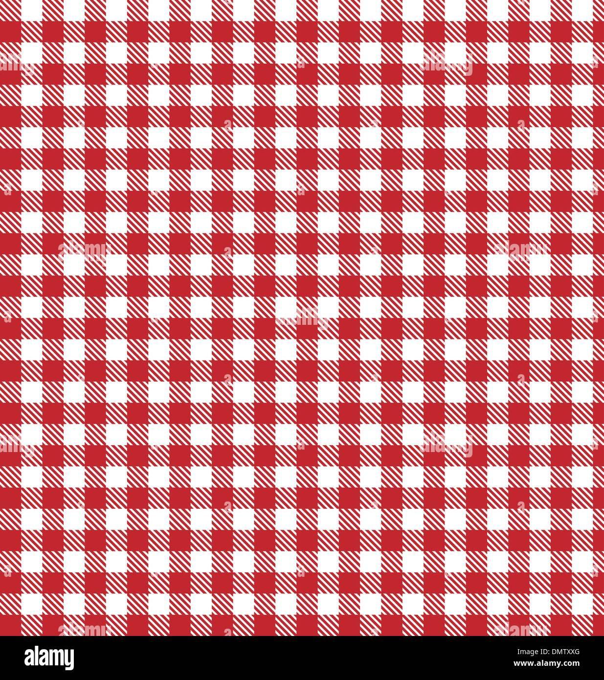 Picnic Blanket Background Stock Vector Images Alamy