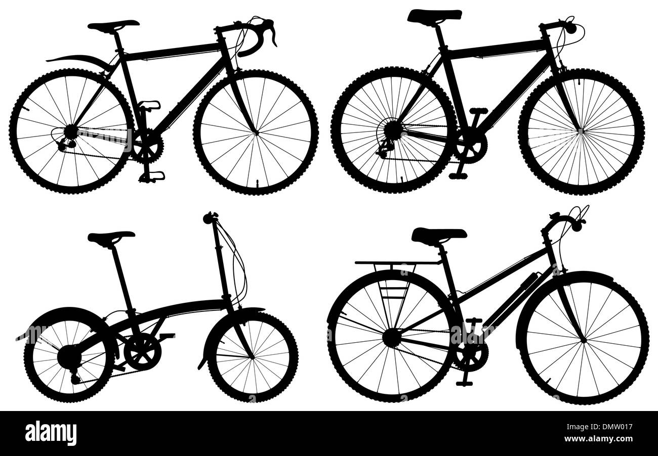 Bicycles - Stock Image