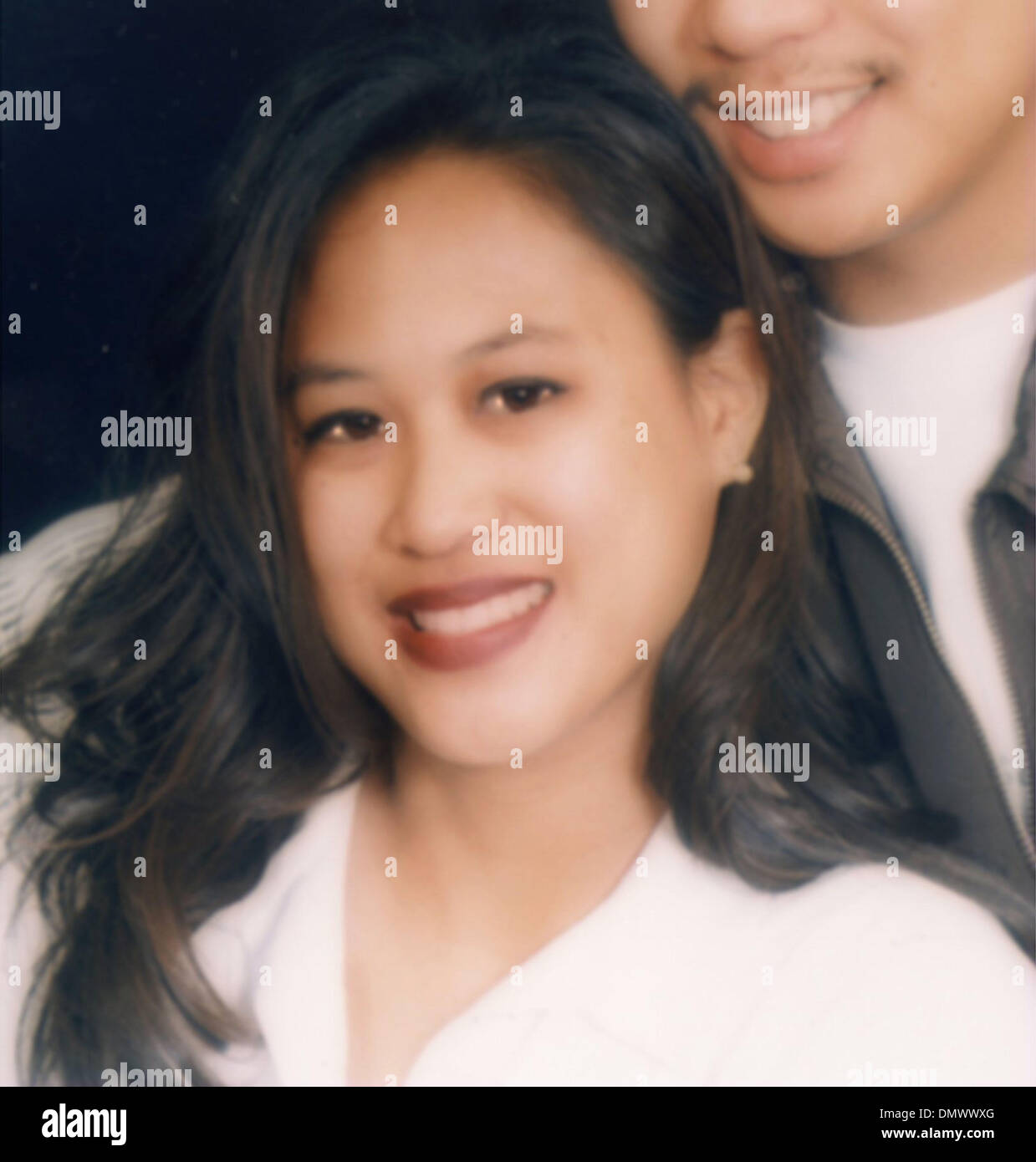 Jan 22, 2002; Oakland, MA, USA; 22-year-old Vanessa Lei Samson who Stock Photo: 64493368 - Alamy