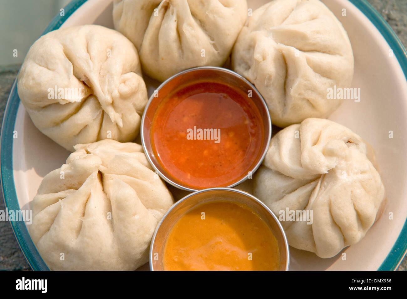 Boudha, Kathmandhu, Nepal - Stock Image