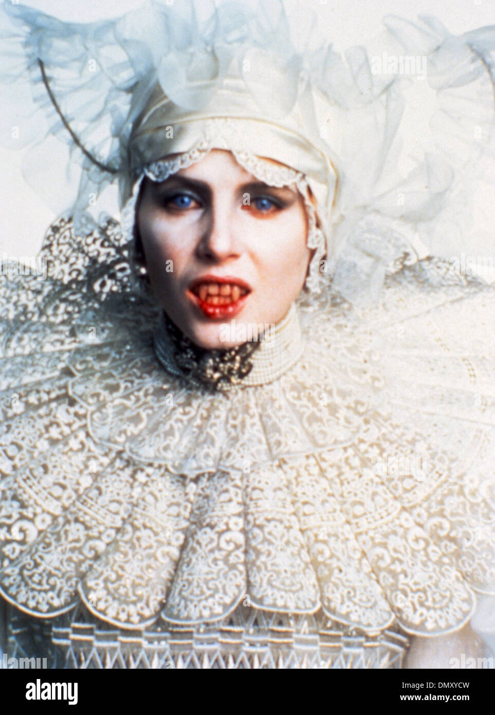 Dracula 1992 American Zoetrope Film With Sadie Frost Stock Image
