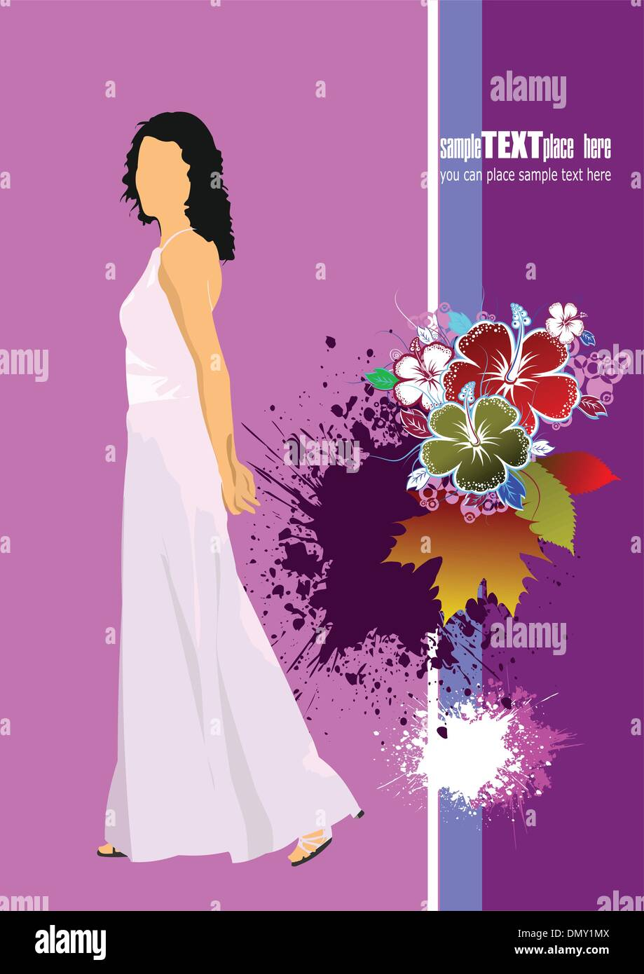 Wedding Reception Vector Vectors Stock Photos & Wedding Reception ...