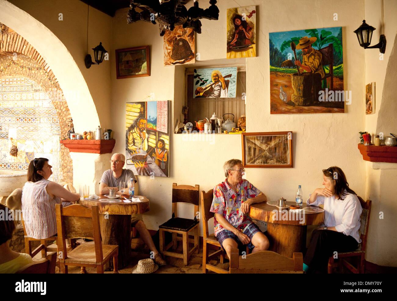 Cuban Cafes Stock Photos & Cuban Cafes Stock Images - Alamy
