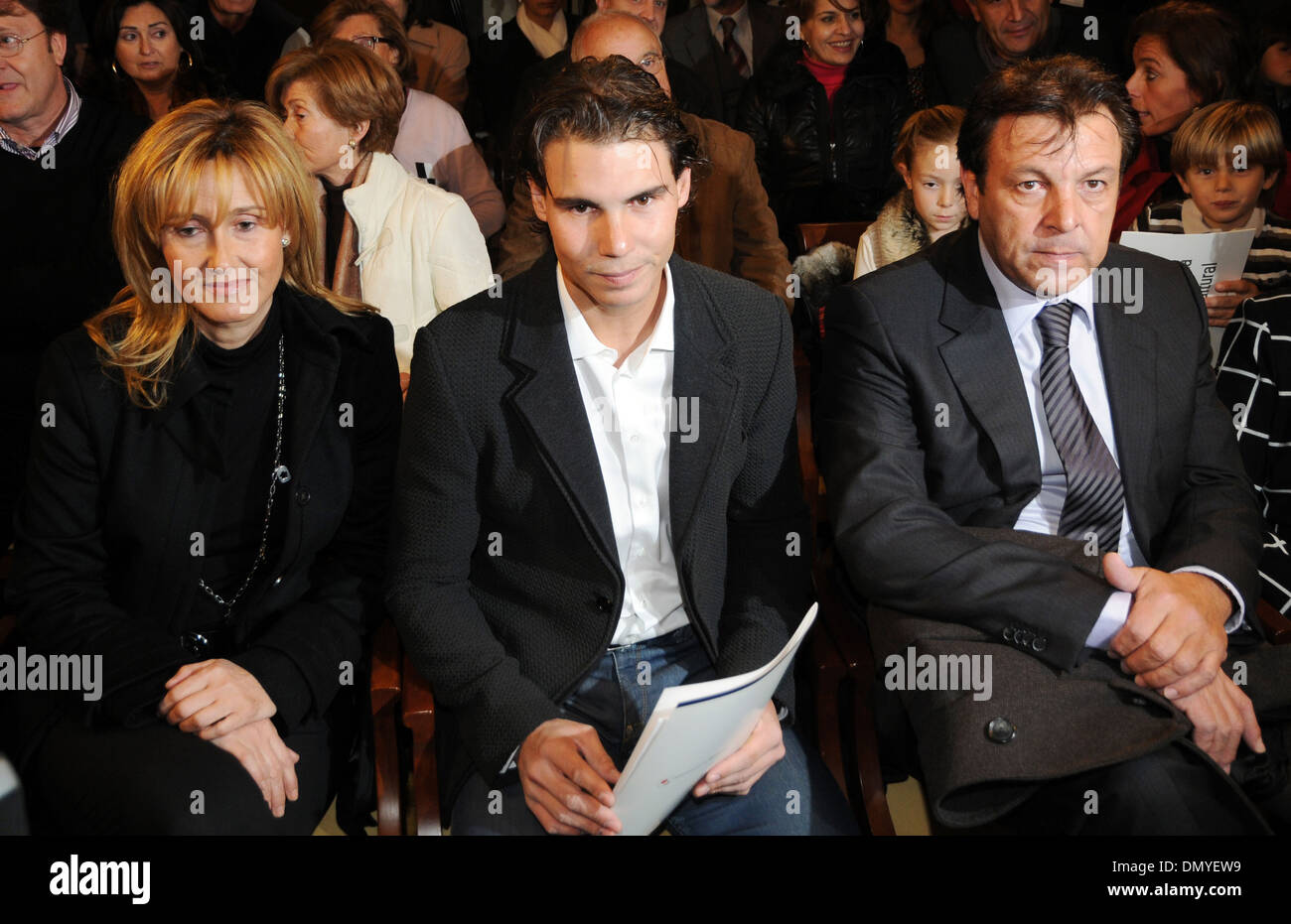 Father Rafael Nadal Parera Manacor High Resolution Stock Photography And Images Alamy