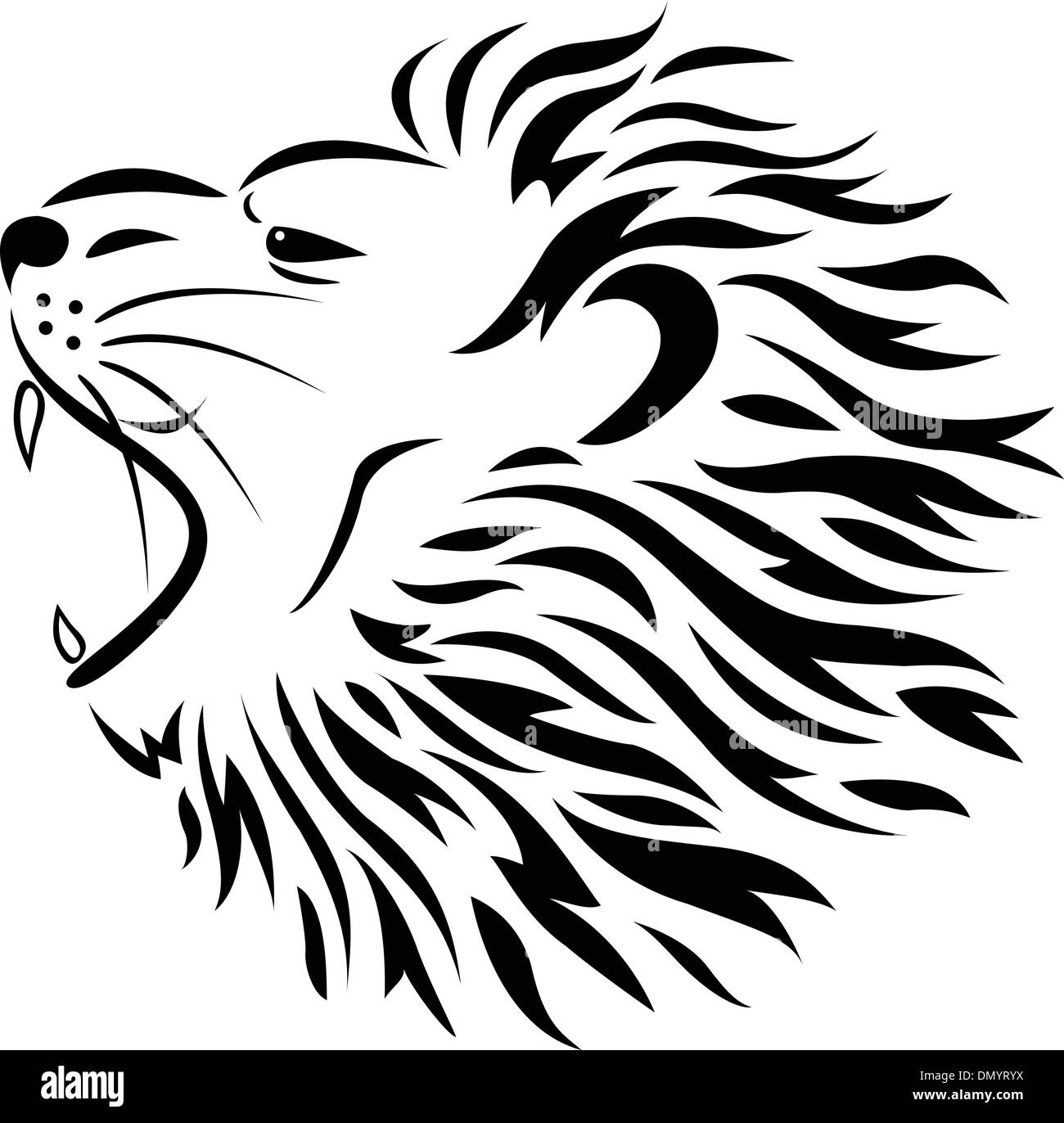 Outline Lion Head Animal Vector High Resolution Stock Photography And Images Alamy Download this premium vector about lion head outline illustration, lion head vector, and discover more than 10 million professional graphic resources on freepik. https www alamy com lion head tattoo image64535742 html