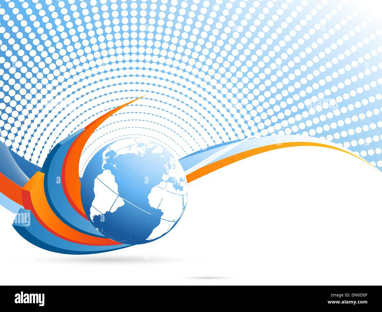 statistic vector backdrop - Stock Image