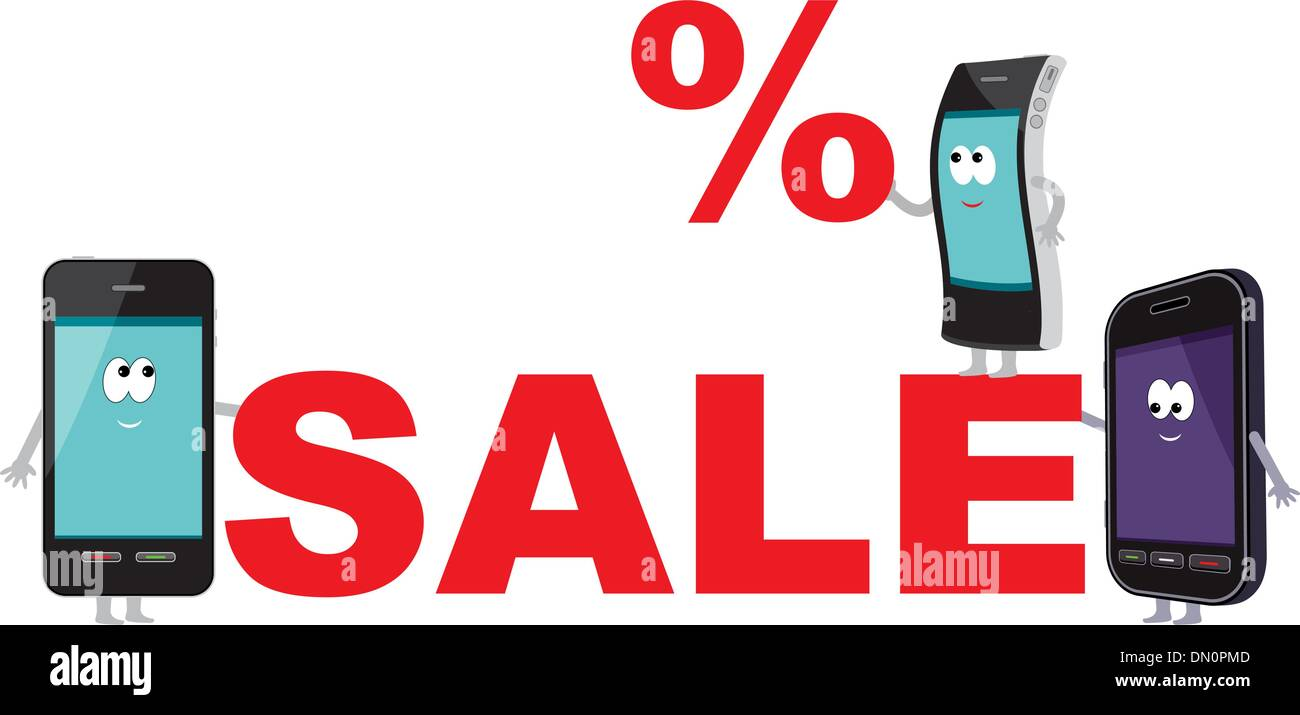 Selling Smartphones Stock Photos & Selling Smartphones Stock