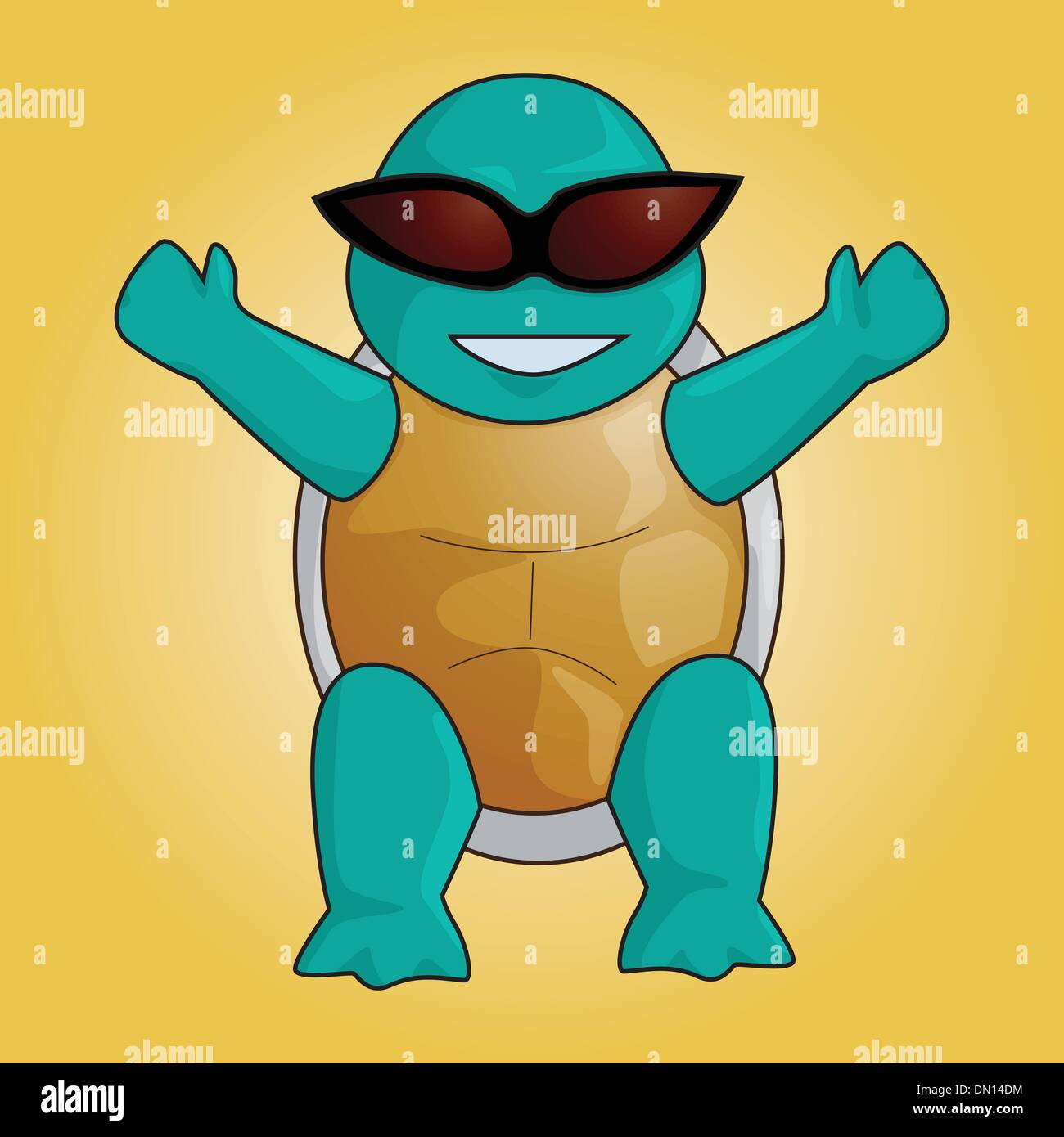 Cartoon Tortoise High Resolution Stock Photography And Images Alamy