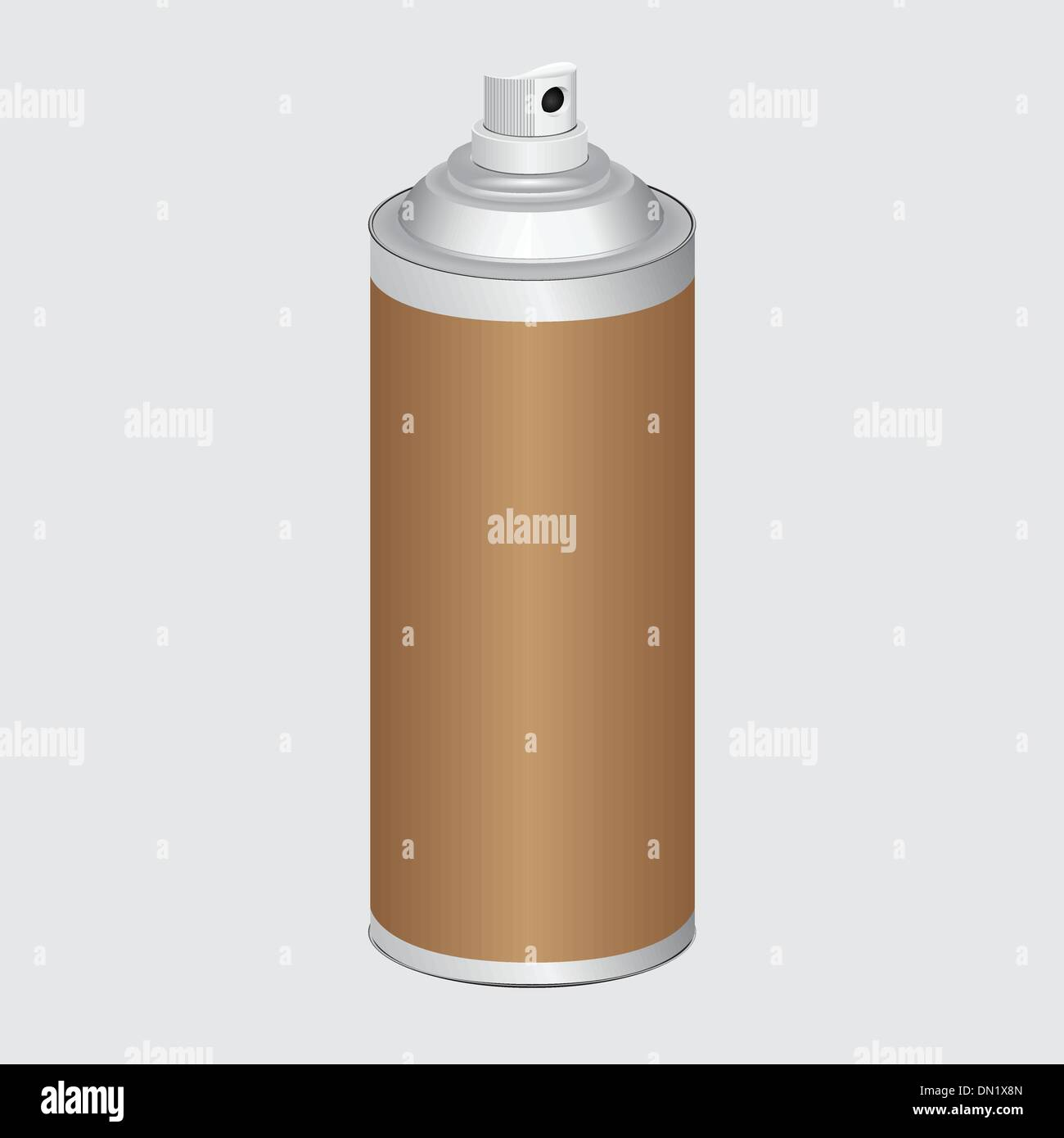 Spray with atomizer - Stock Image