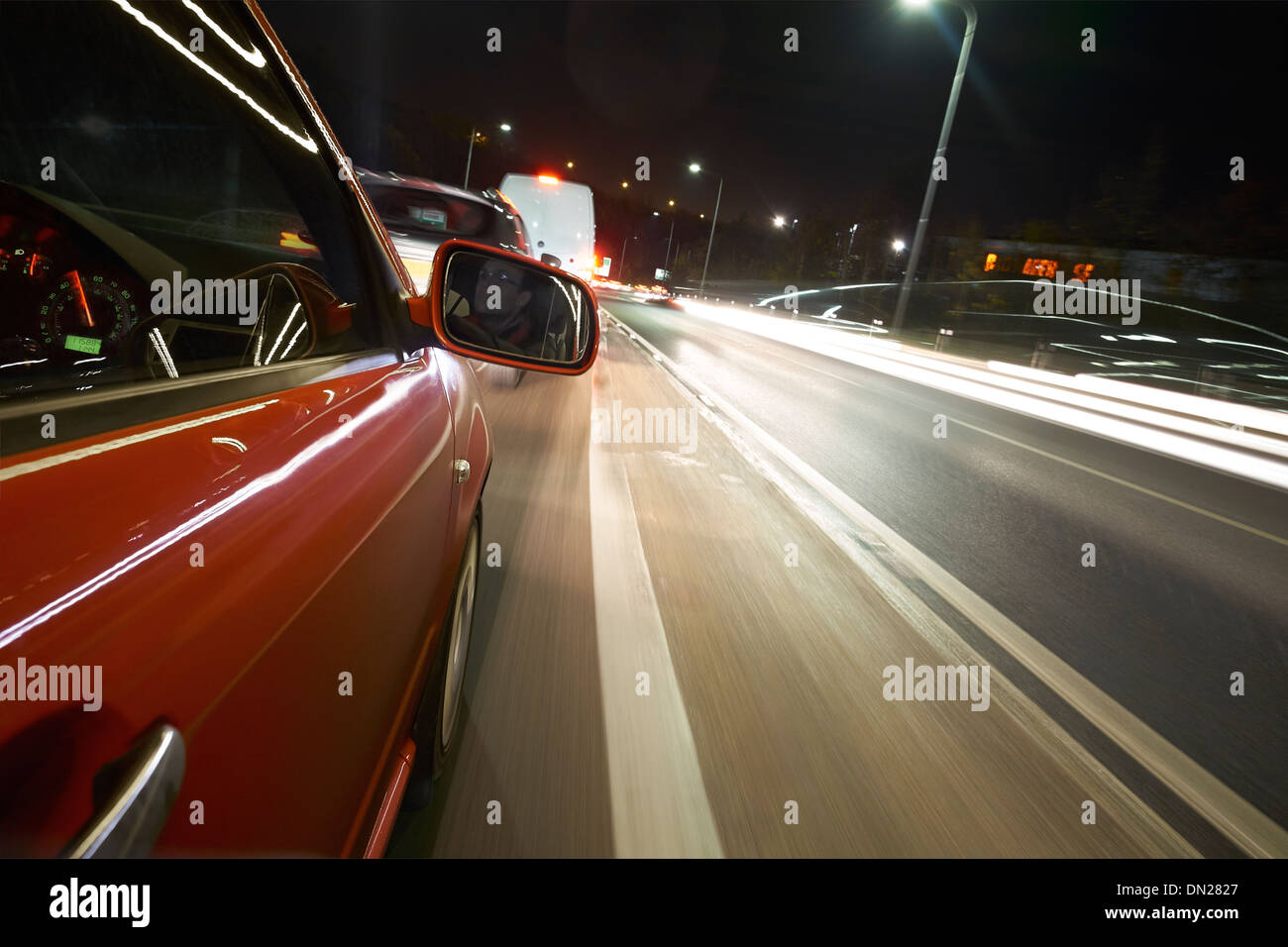 man driving car night stock photos amp man driving car night