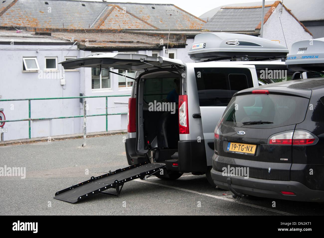 disabled car stock photos disabled car stock images alamy