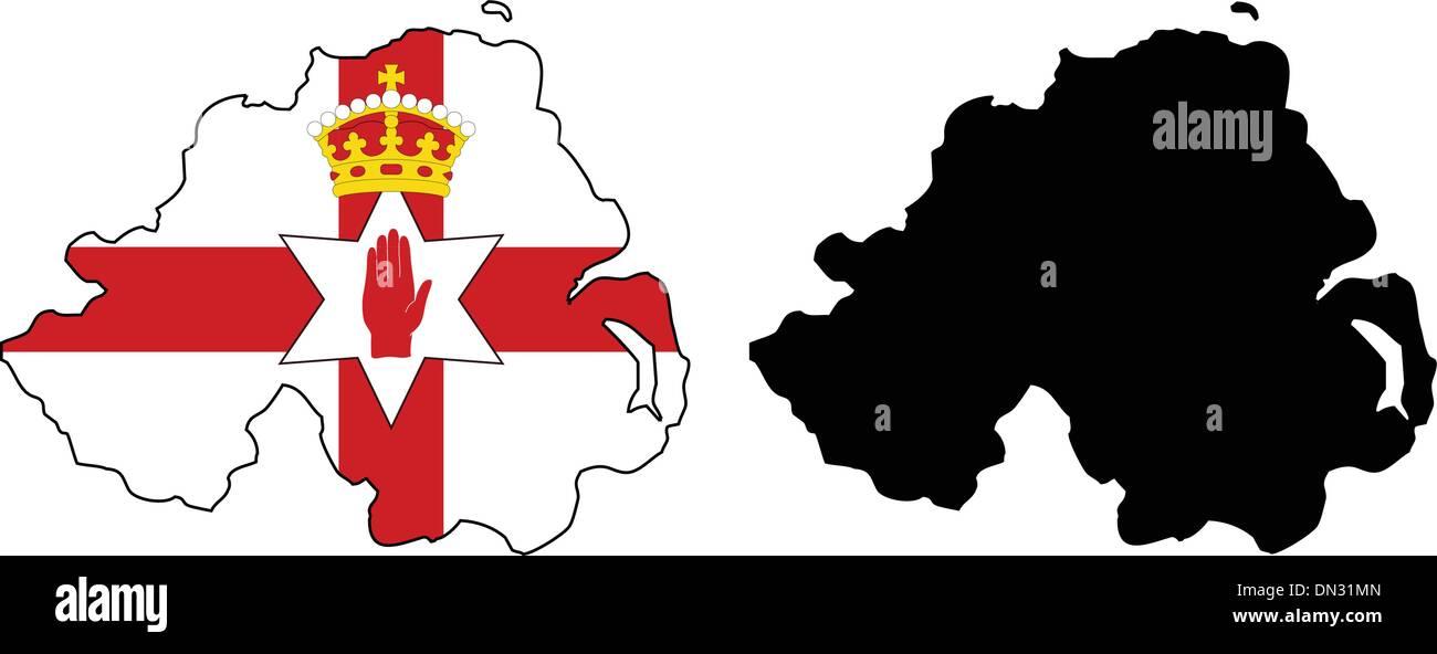Northern Ireland - Stock Image