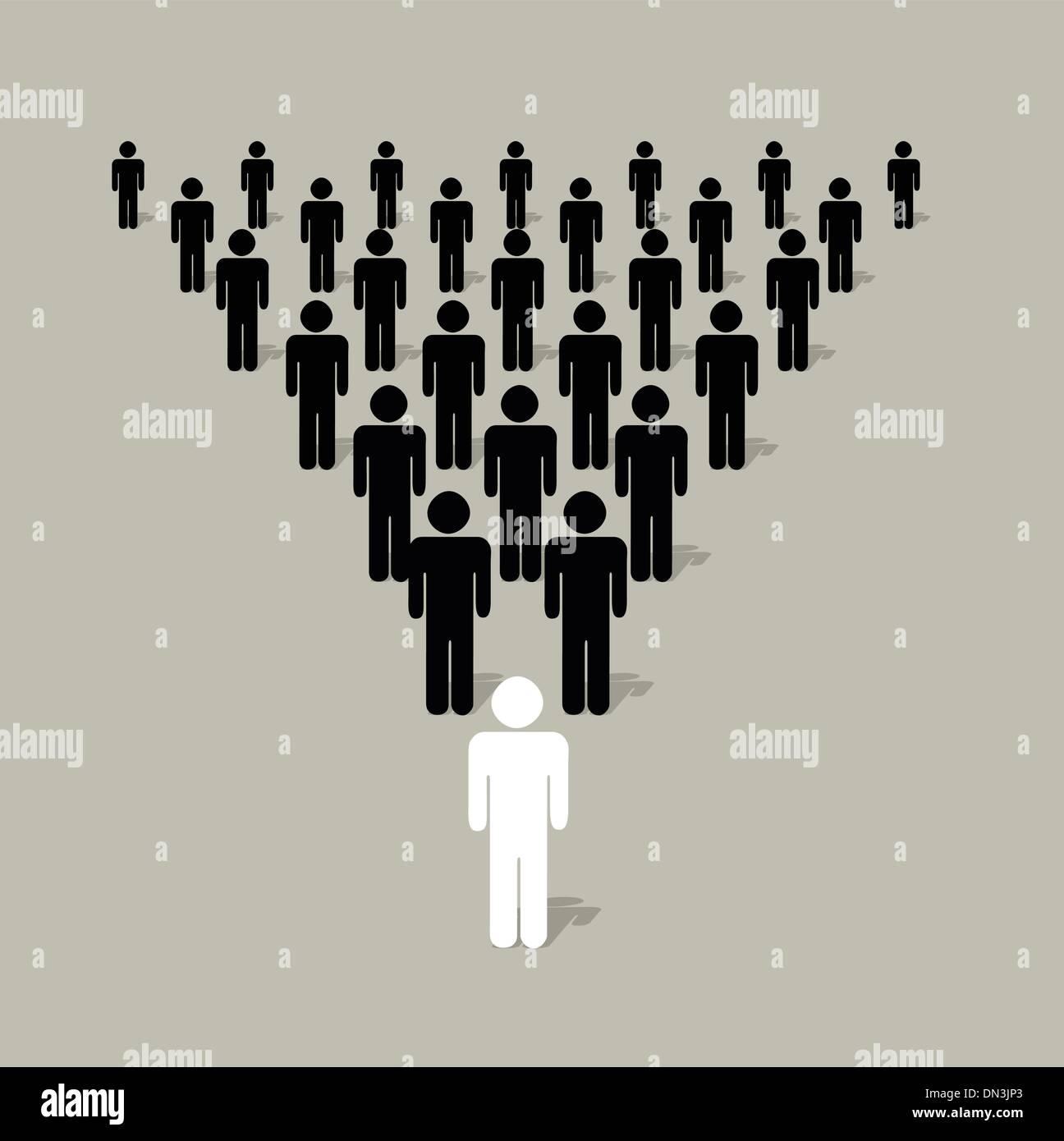 Leadership - Stock Image
