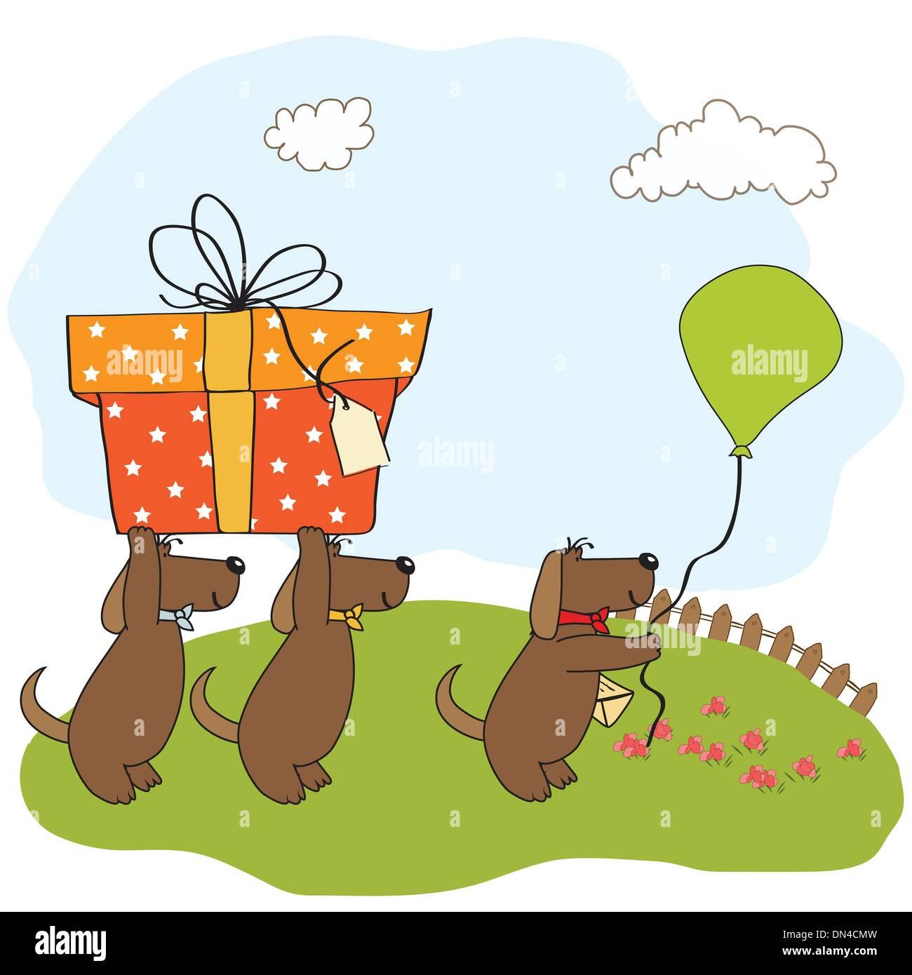Февраля рубашки, открытка с днем косточки собаке