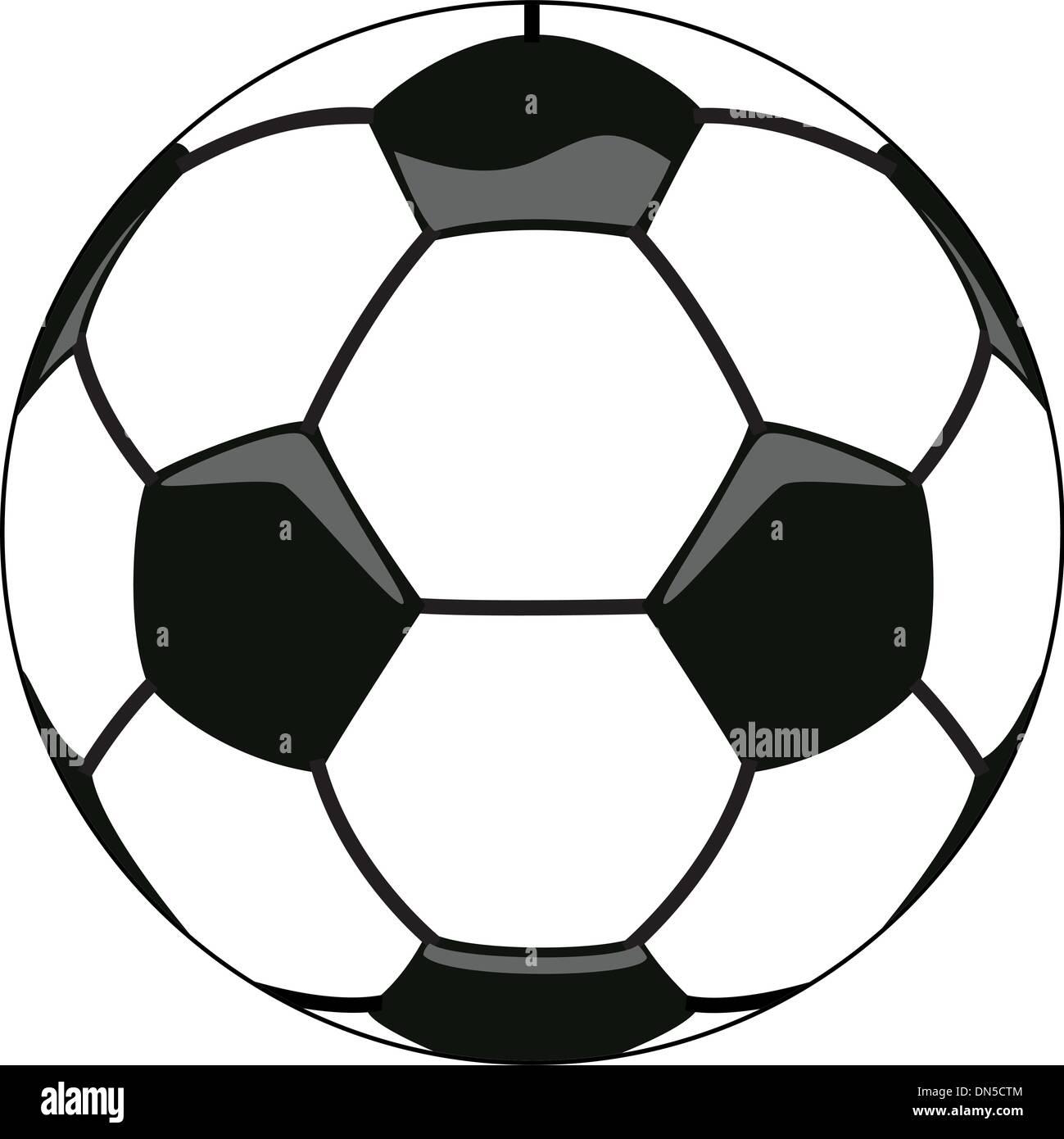 vector soccer ball clipart stock photos vector soccer ball clipart rh alamy com vector soccer ball free vector soccer ball outline