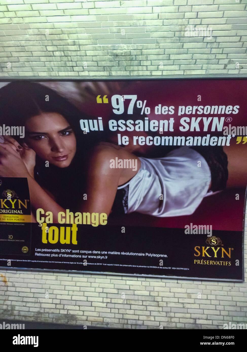 French condom advert - 4 10