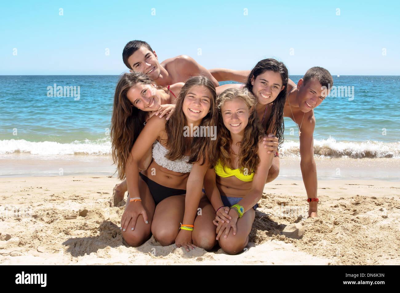 Beach teen insured by #15