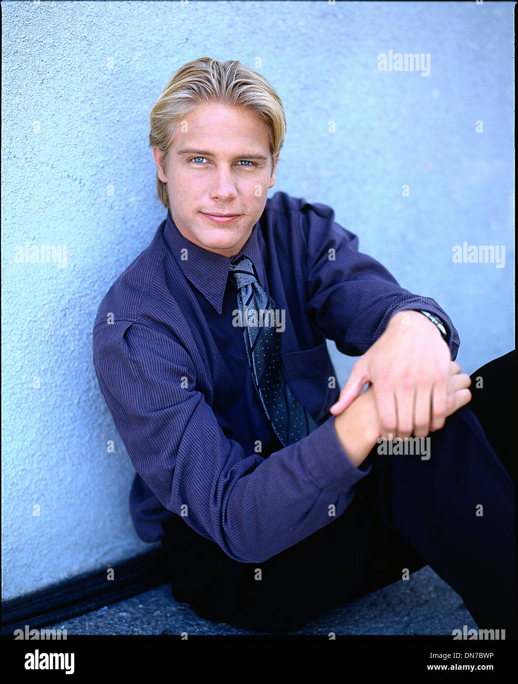 Aug. 14, 1999 - K17803CM.DIAGNOSIS MURDER.TV-FILM STILL.SUPPLIED BY    SHANE VAN DYKE(Credit Image: © Globe Photos/ZUMAPRESS.com) - Stock Image