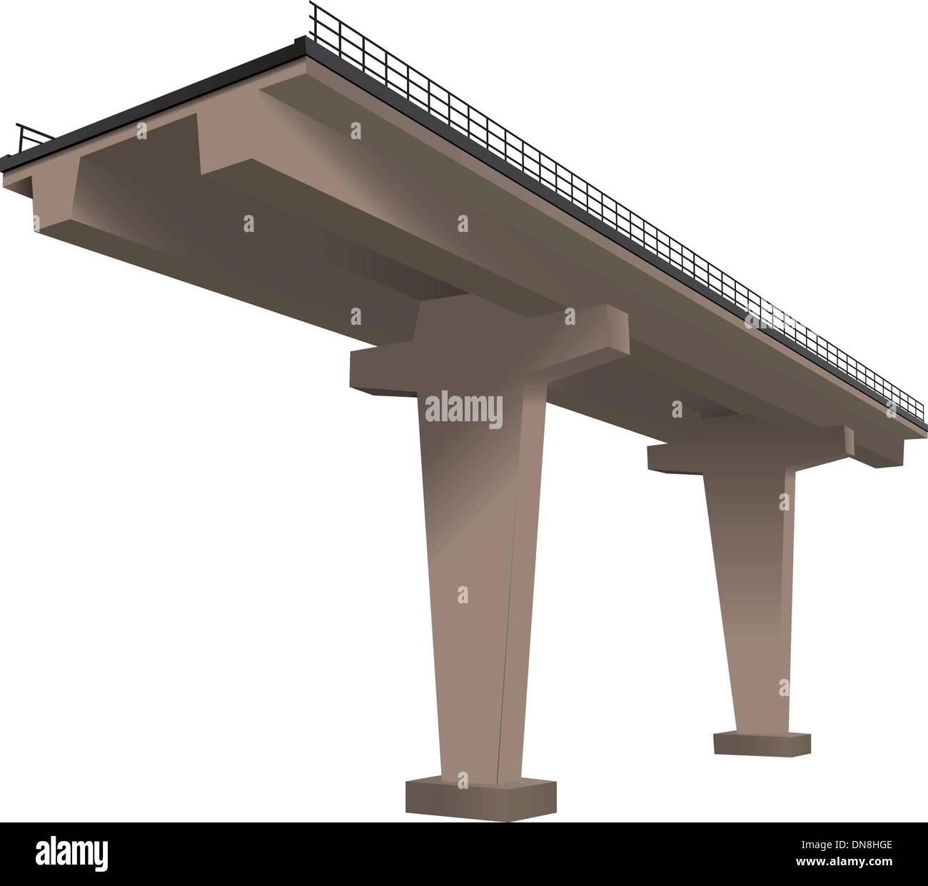 Freeway - Stock Vector