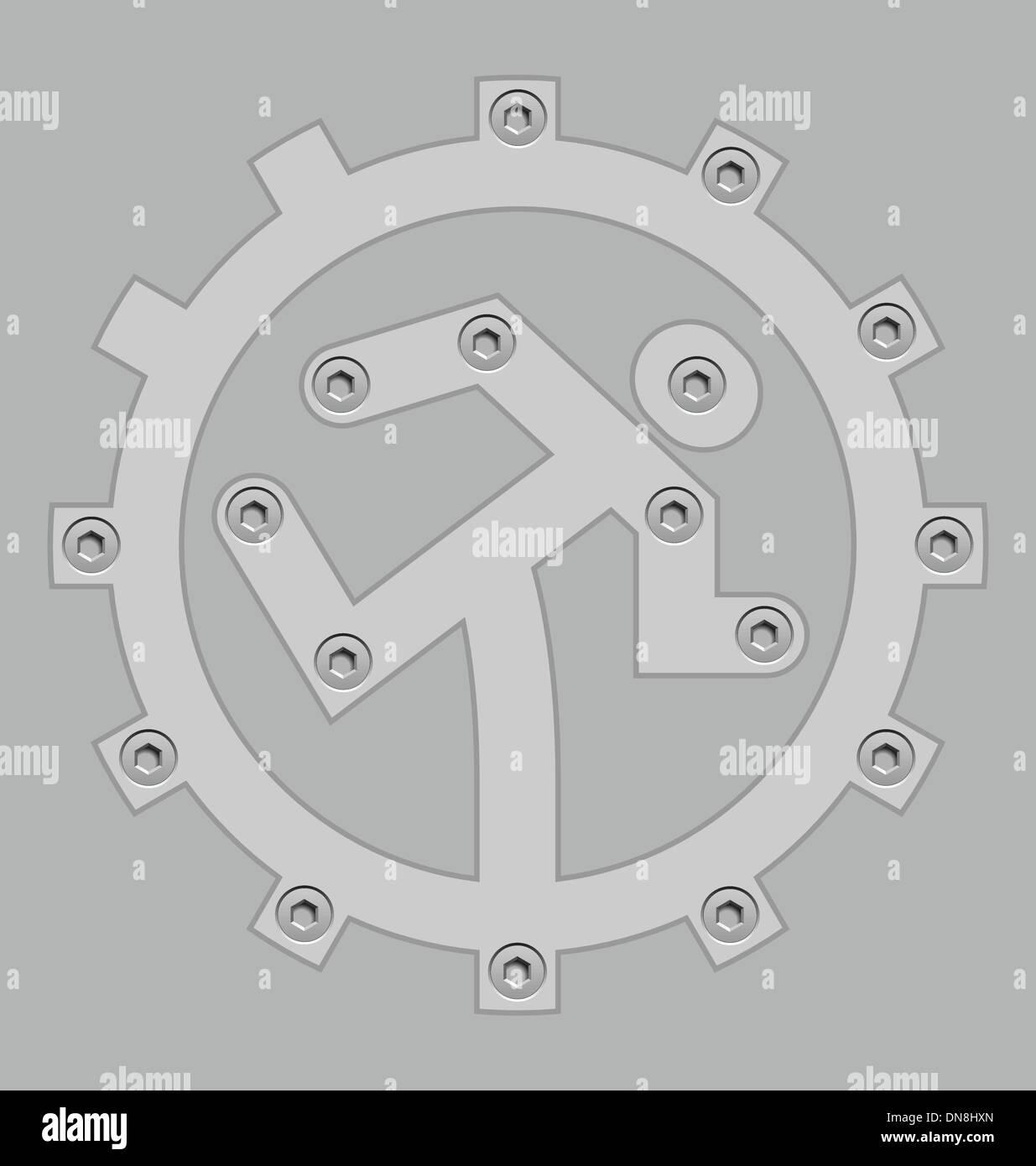 Mechanism - Stock Image